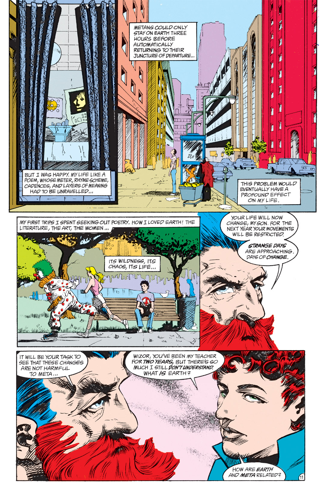 Read online Shade, the Changing Man comic -  Issue #4 - 13