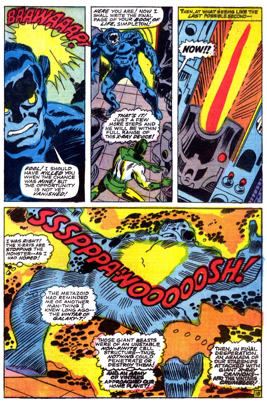 Captain Marvel (1968) issue 5 - Page 19