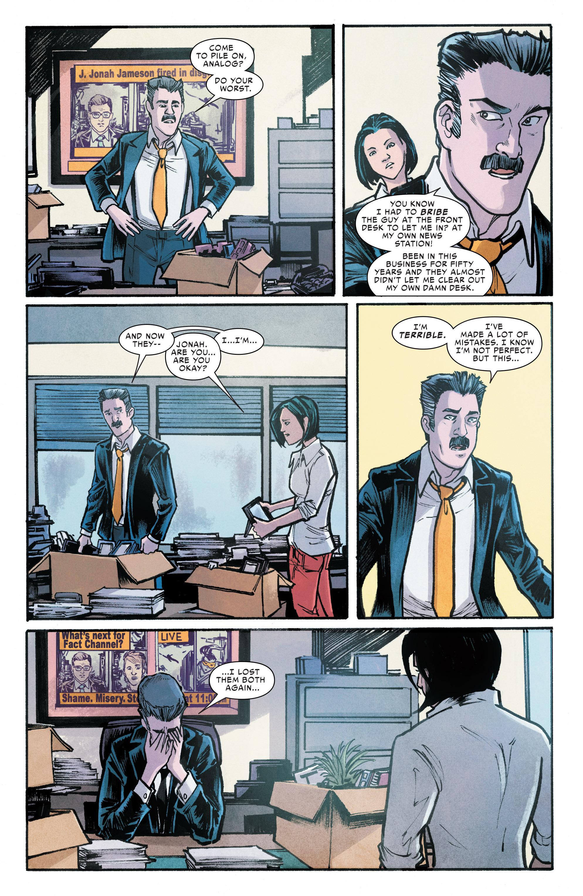 Read online Silk (2016) comic -  Issue #18 - 9