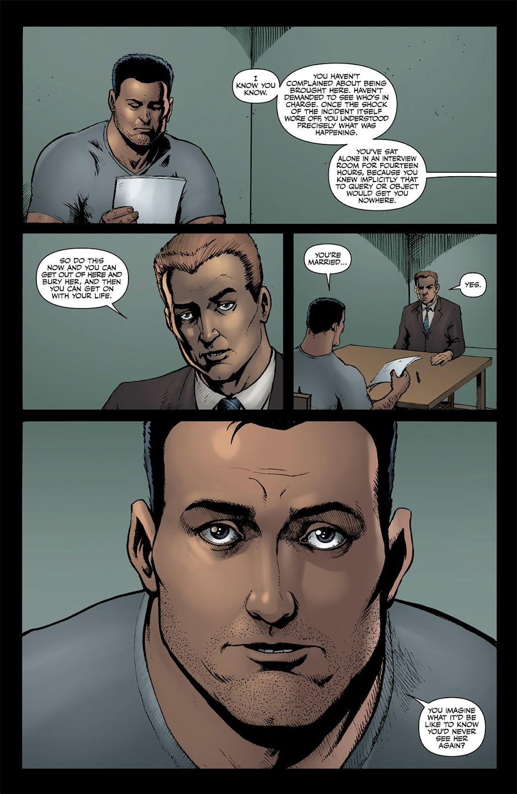 Read online The Boys: Butcher, Baker, Candlestickmaker comic -  Issue #5 - 5