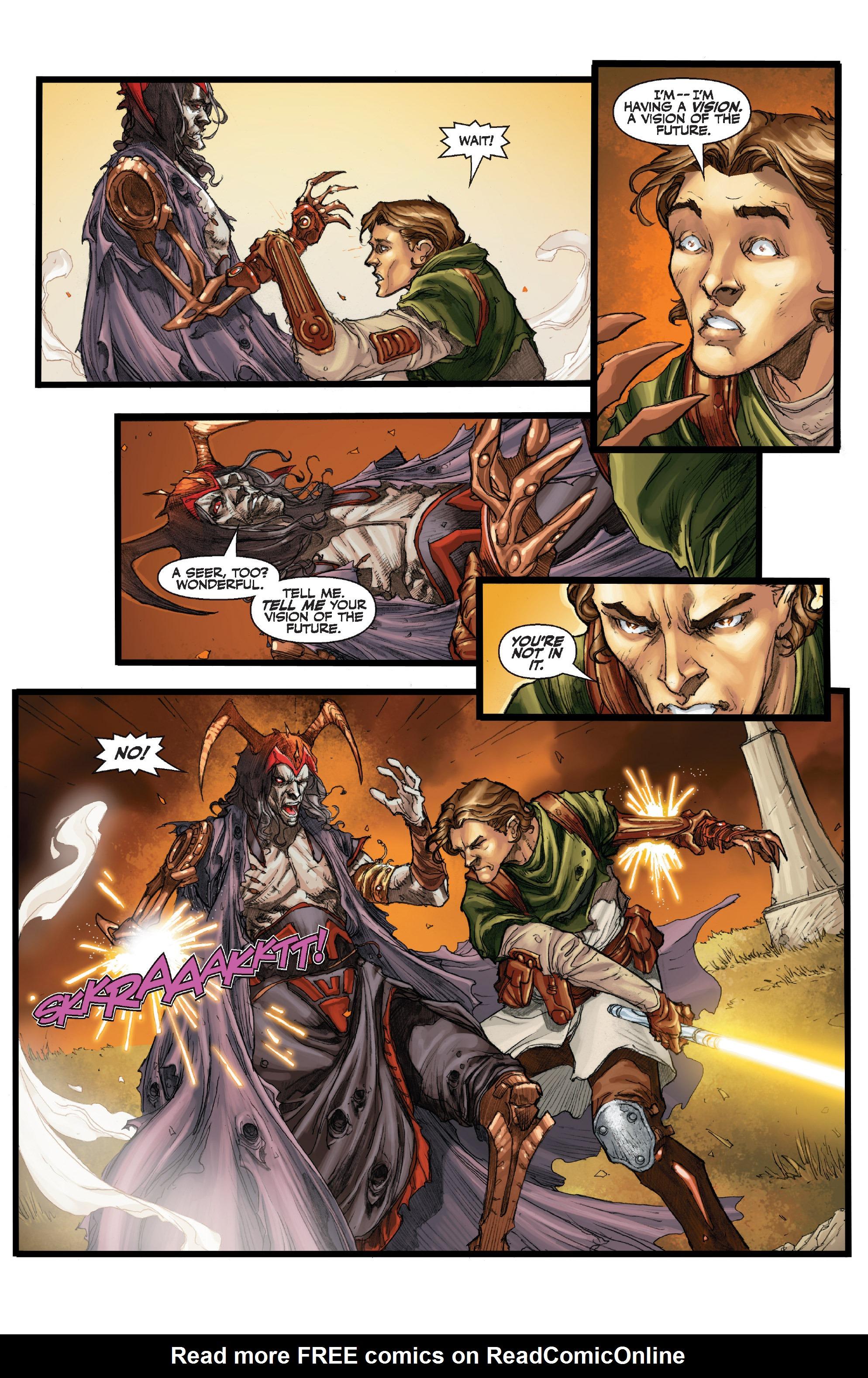 Read online Star Wars Omnibus comic -  Issue # Vol. 32 - 383