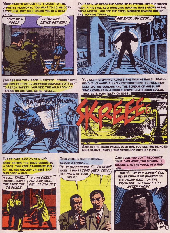 Read online Shock SuspenStories comic -  Issue #15 - 30