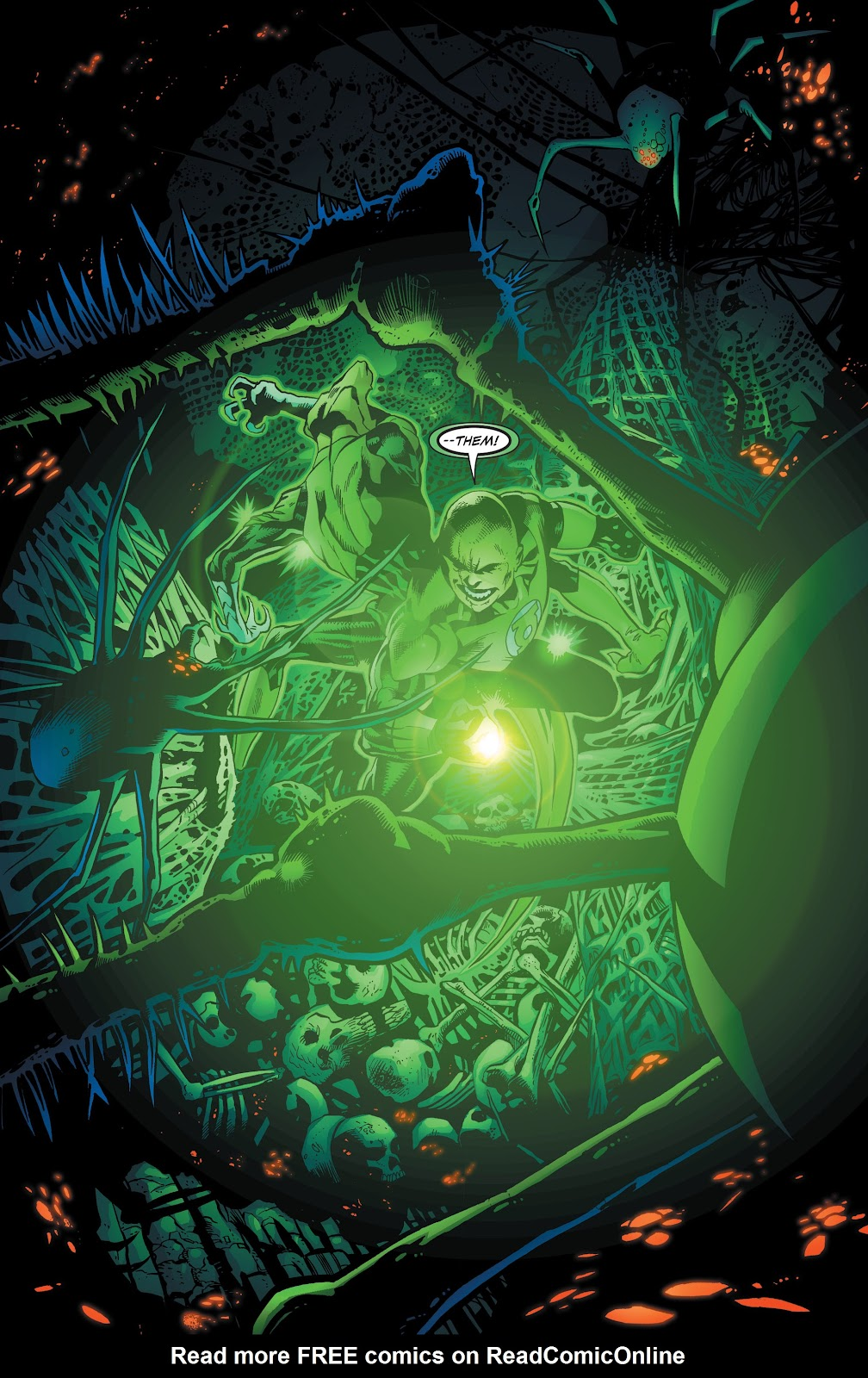 Read online Green Lantern by Geoff Johns comic -  Issue # TPB 1 (Part 3) - 28