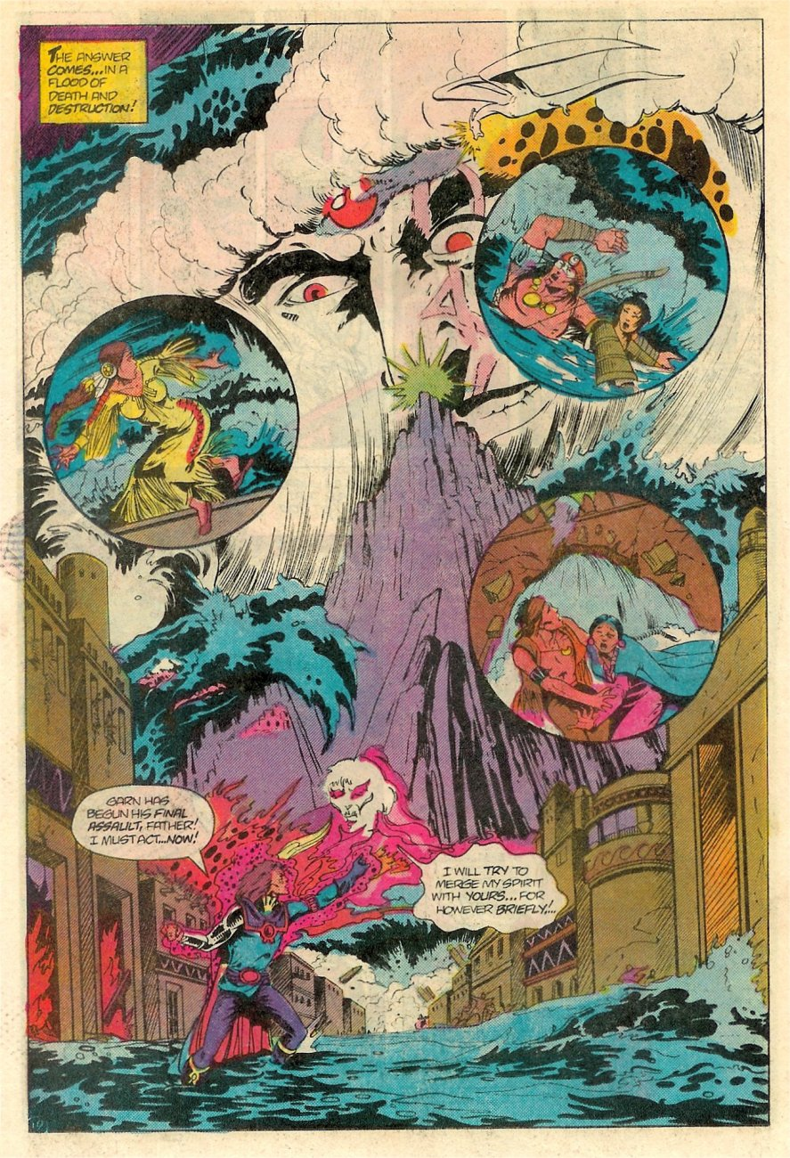 Read online Arion, Lord of Atlantis comic -  Issue #18 - 20
