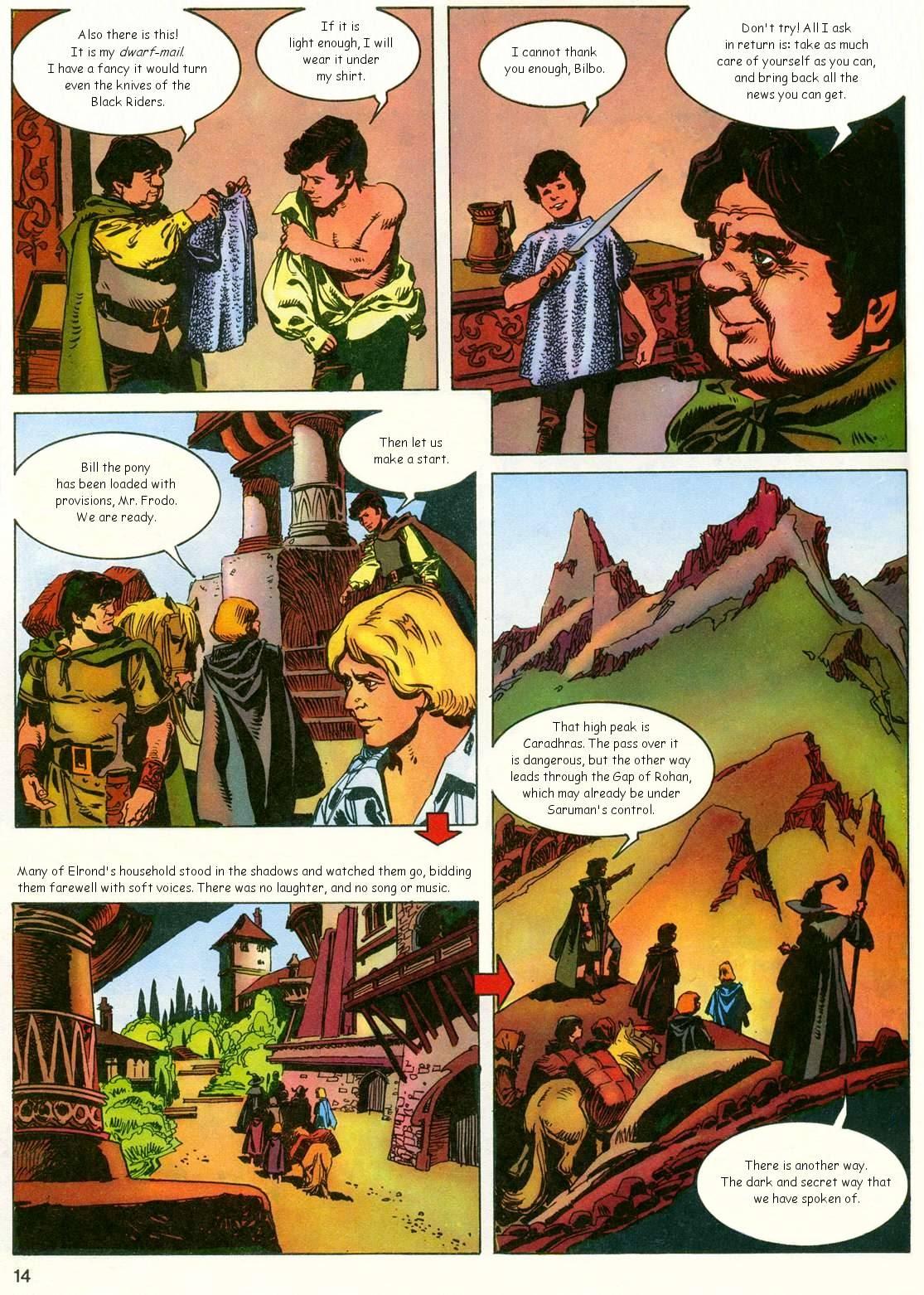 El Señor de los Anillos issue 2 - Page 11