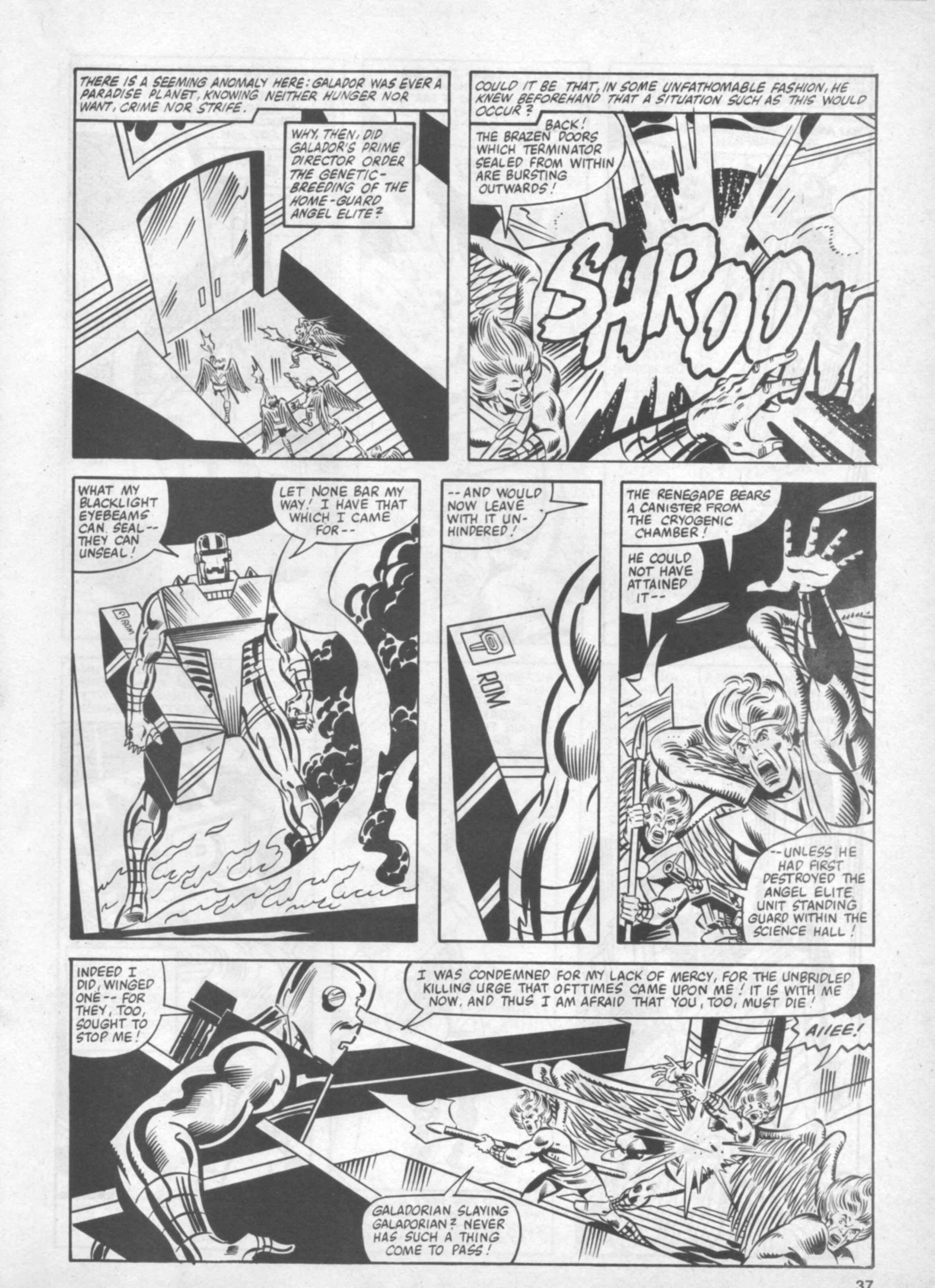 Read online Future Tense comic -  Issue #37 - 37