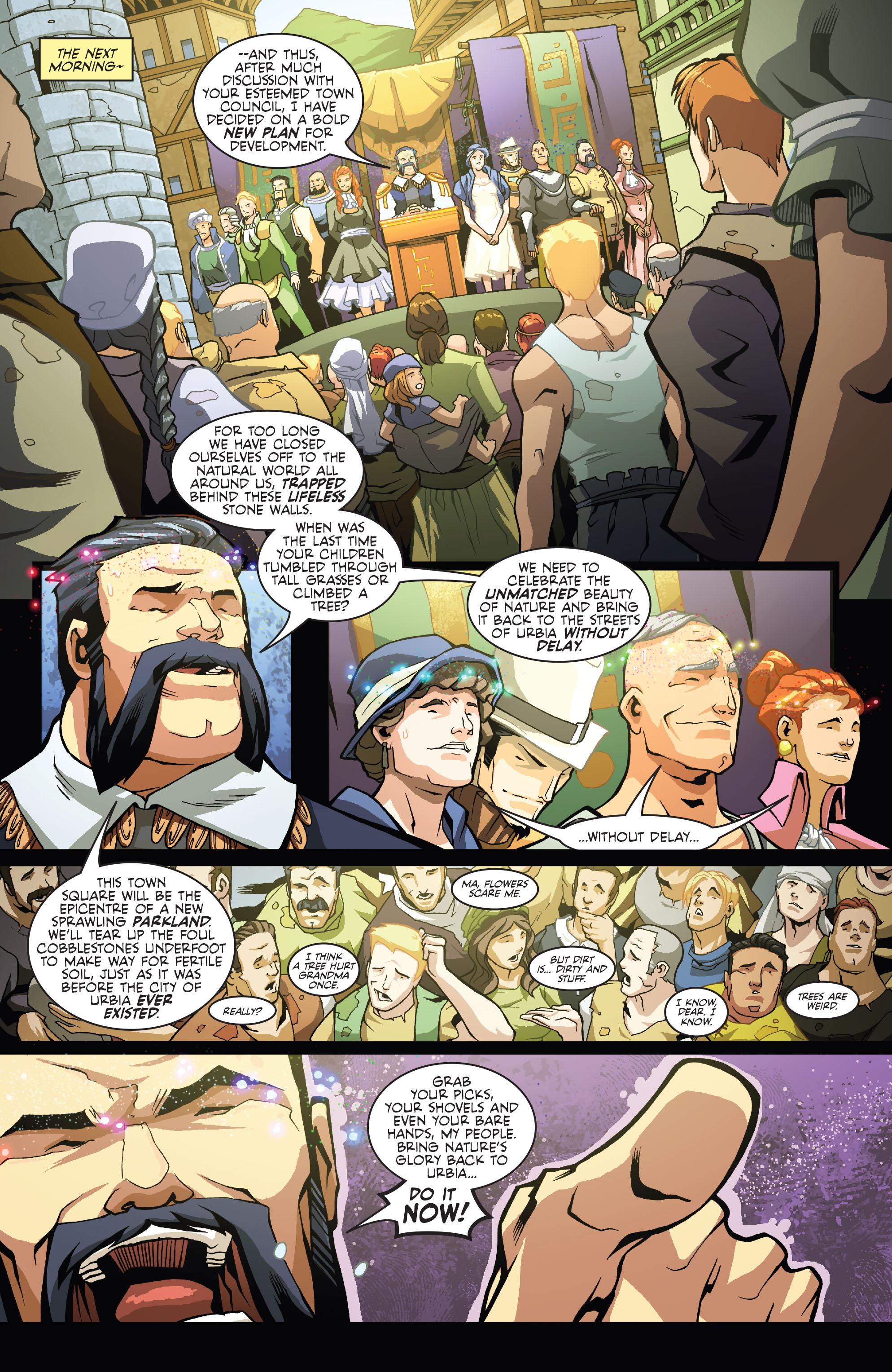 Read online Skullkickers comic -  Issue #10 - 9