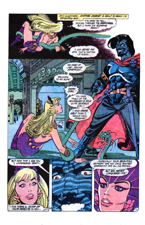 Read online Amethyst, Princess of Gemworld comic -  Issue #4 - 12