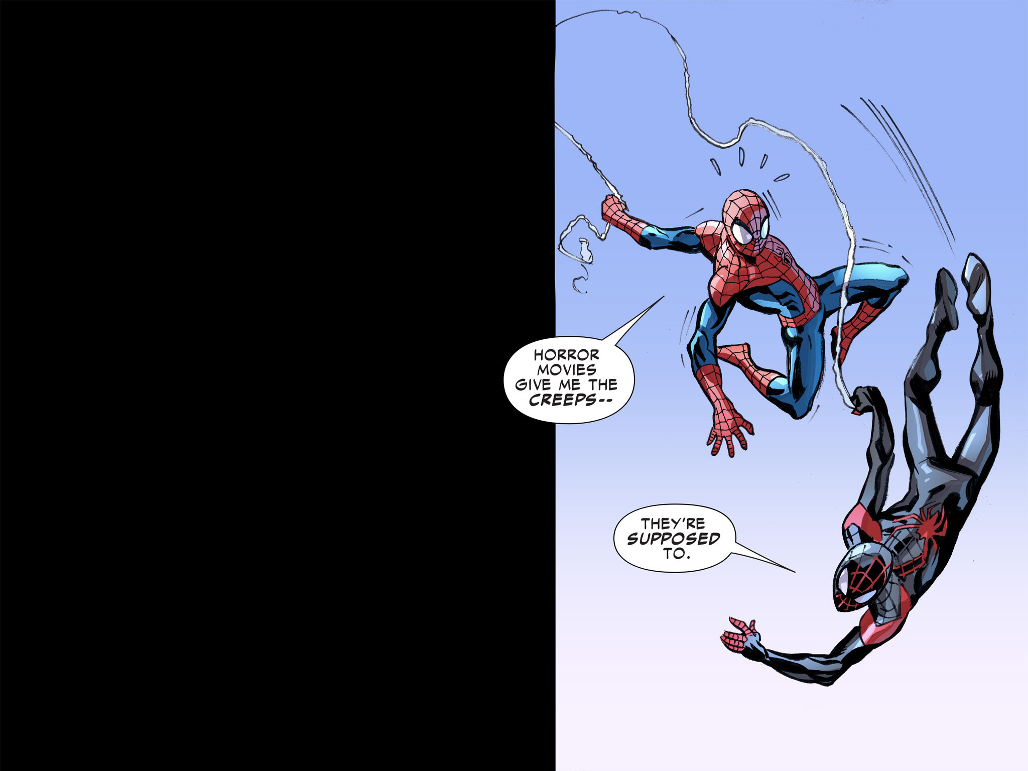 Read online Ultimate Spider-Man (Infinite Comics) (2016) comic -  Issue #8 - 29
