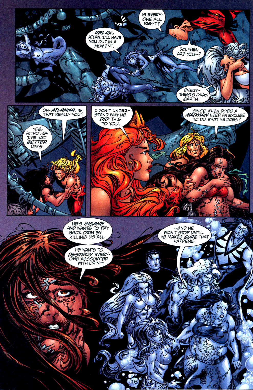 Read online Aquaman (1994) comic -  Issue #57 - 17