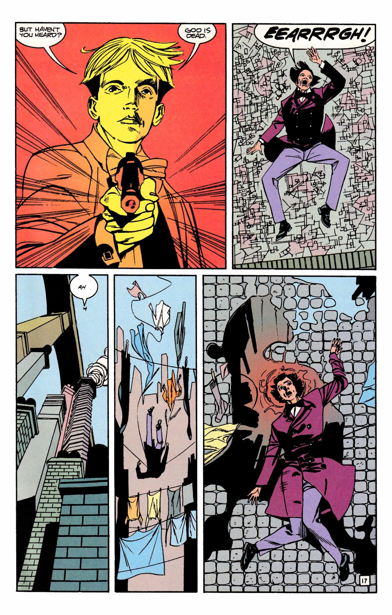 Read online Sebastian O comic -  Issue #3 - 21