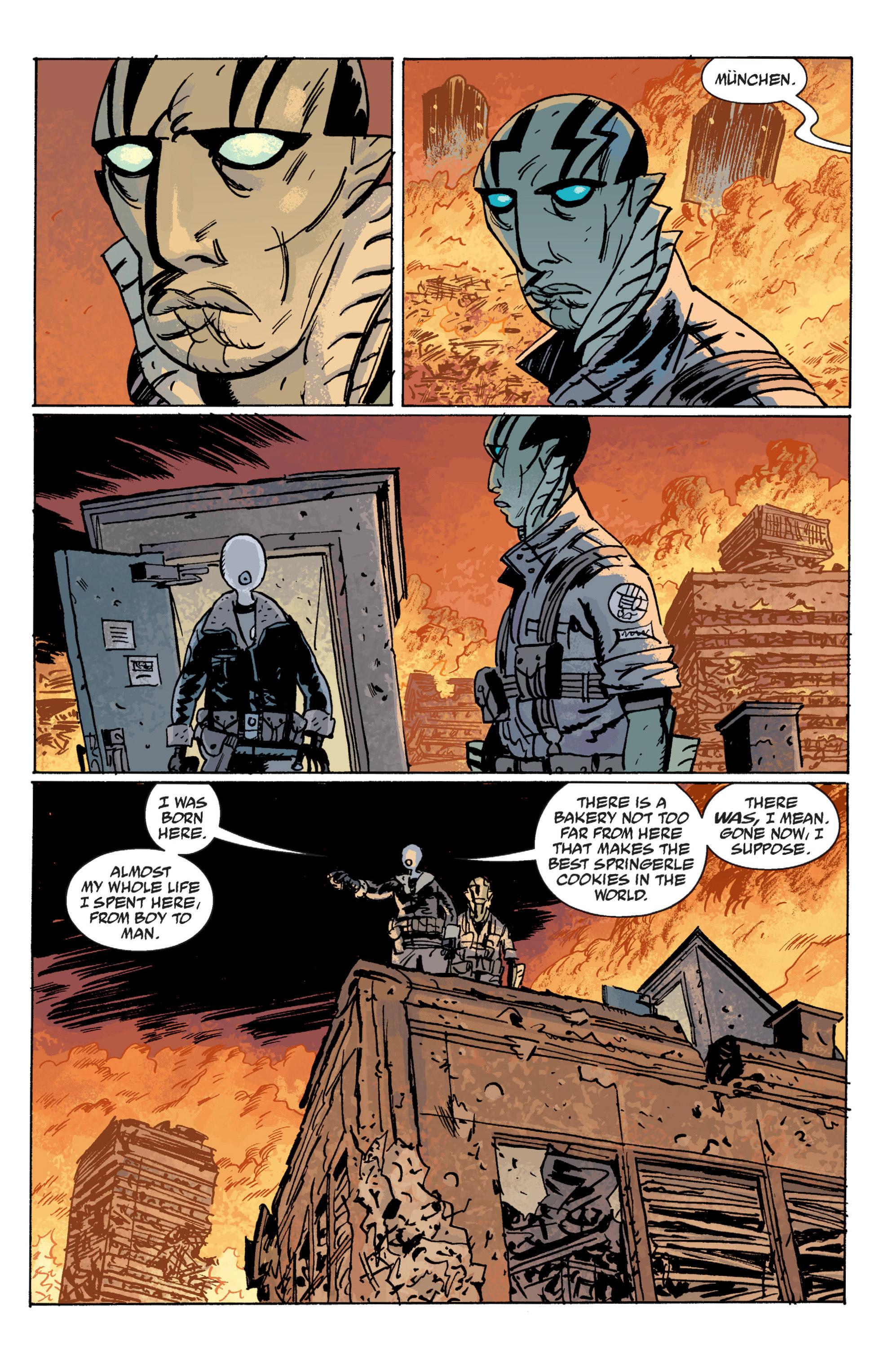 Read online B.P.R.D. (2003) comic -  Issue # TPB 10 - 94