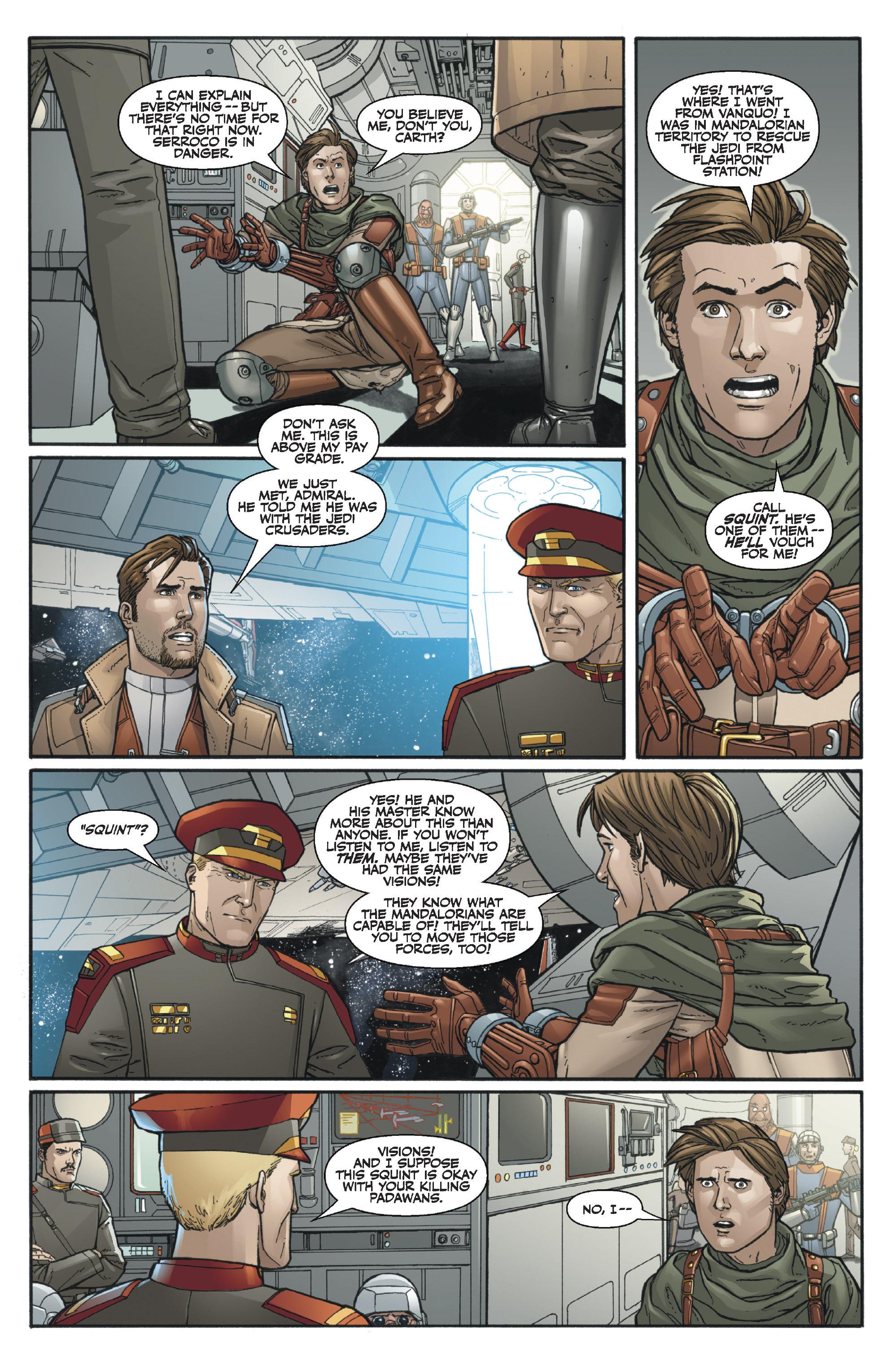 Read online Star Wars Omnibus comic -  Issue # Vol. 29 - 329