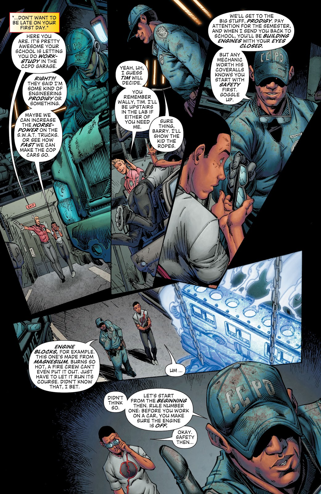 Read online The Flash (2011) comic -  Issue # _TPB 8 (Part 2) - 30