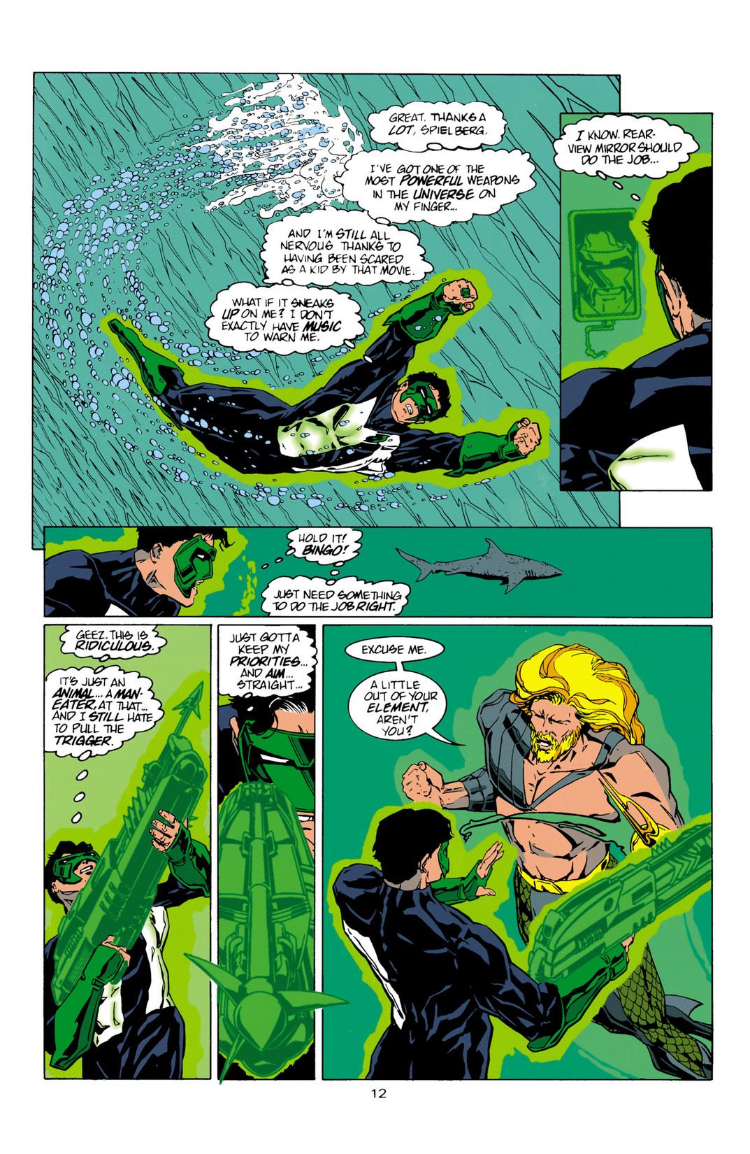 Read online Aquaman (1994) comic -  Issue #10 - 13