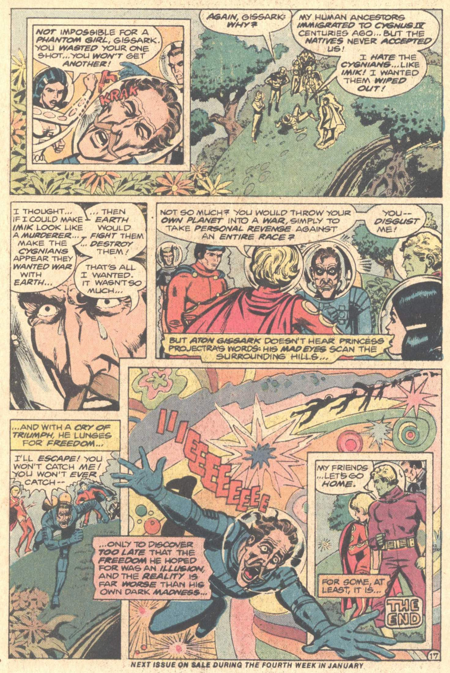 Legion of Super-Heroes (1980) 261 Page 29
