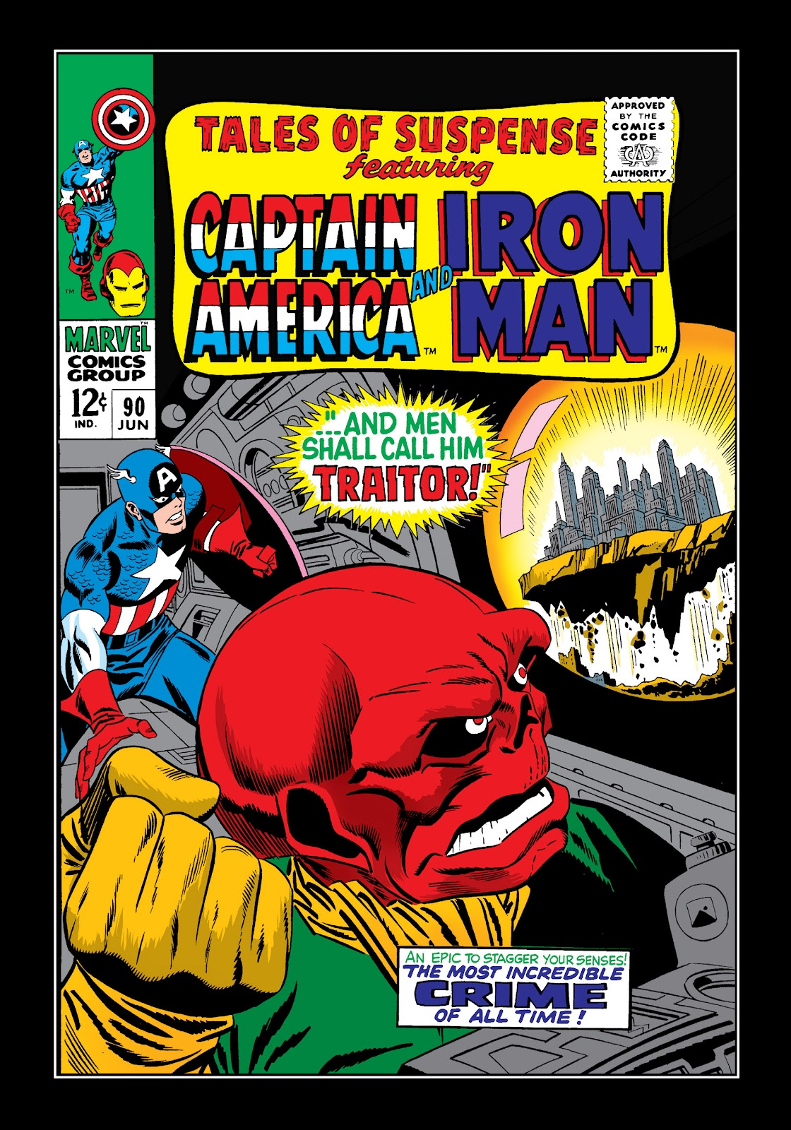 Read online Marvel Masterworks: The Invincible Iron Man comic -  Issue # TPB 4 (Part 1) - 84