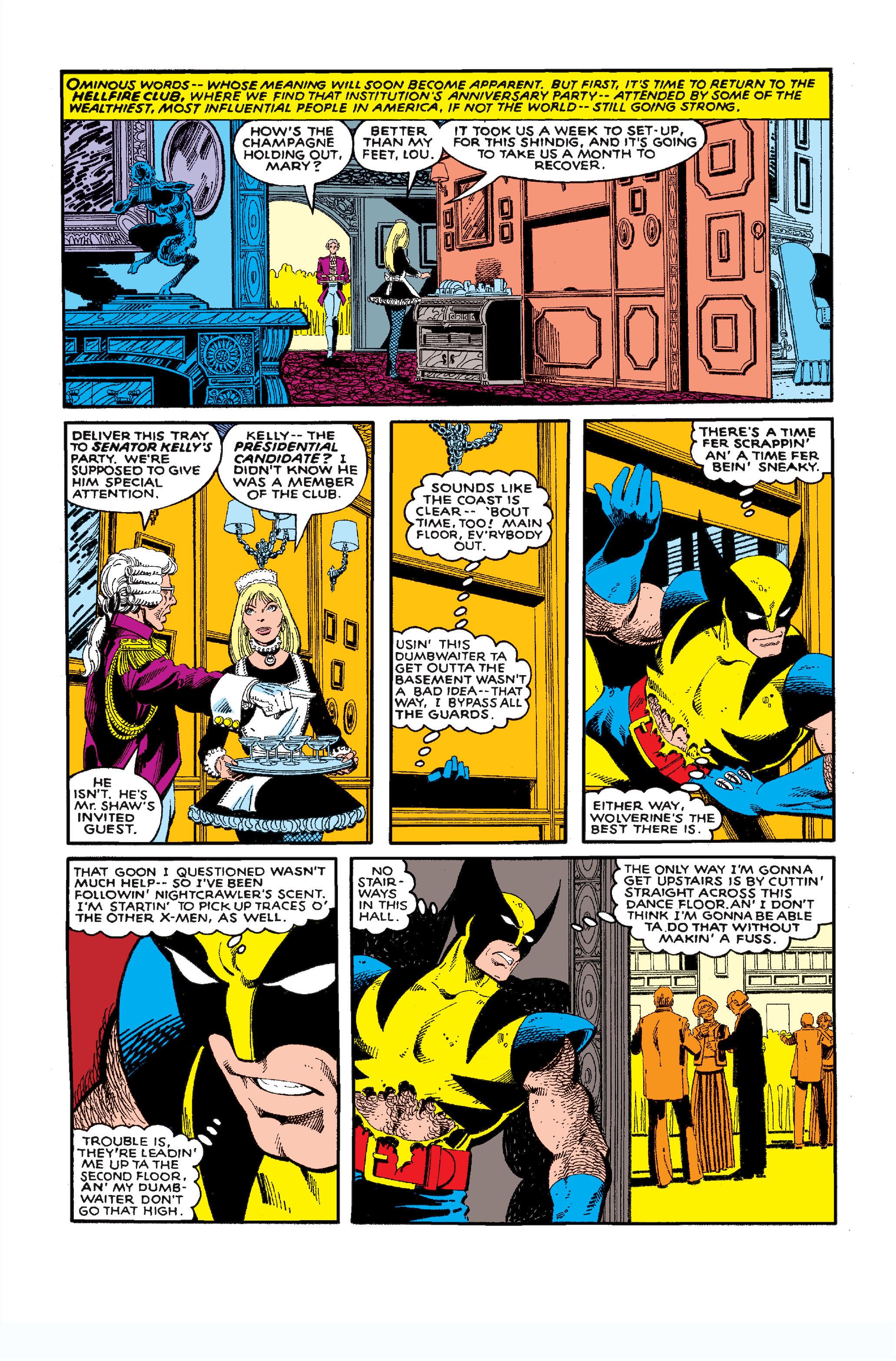 Read online Uncanny X-Men (1963) comic -  Issue #133 - 12