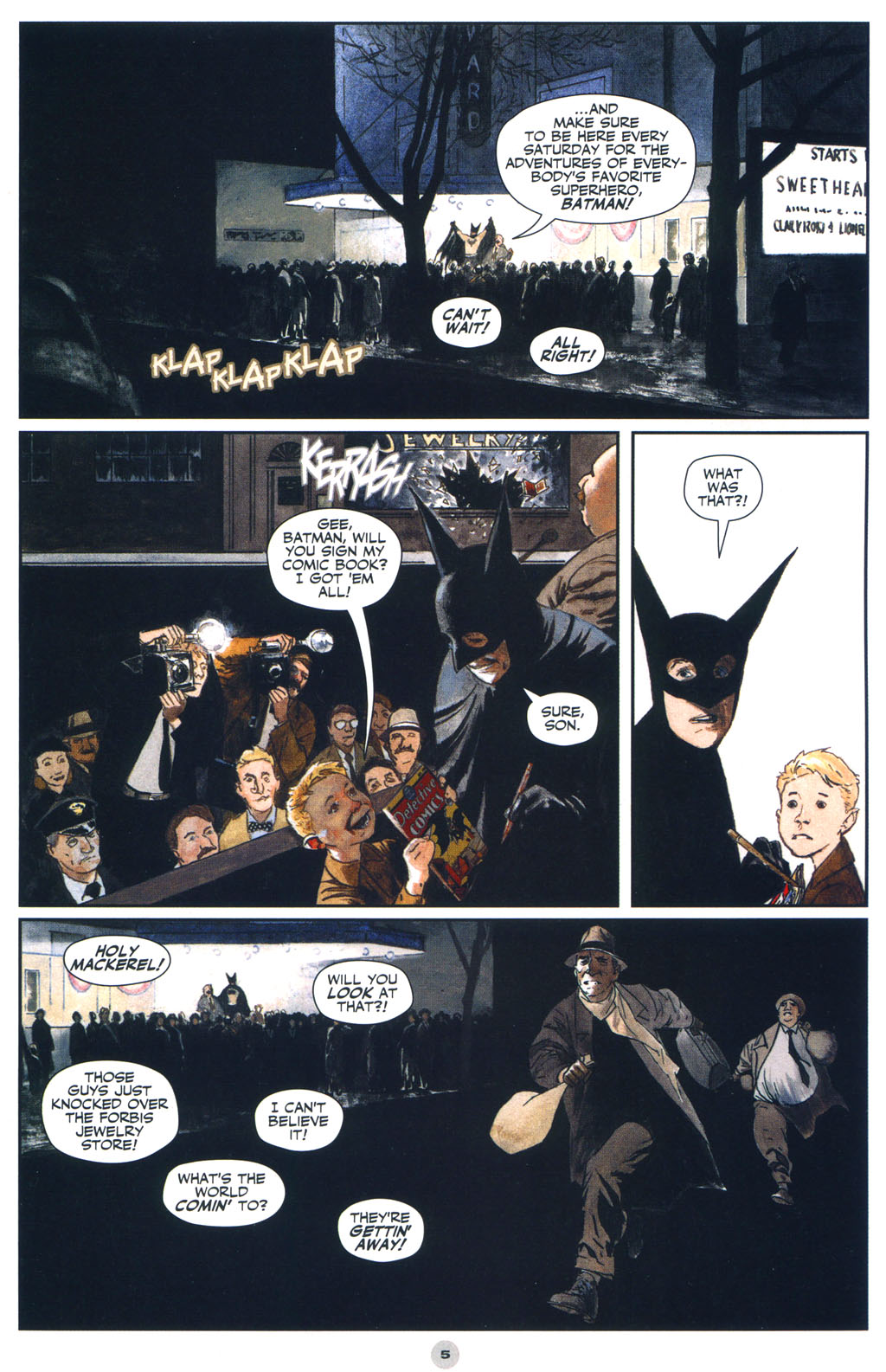 Read online Solo (2004) comic -  Issue #9 - 6
