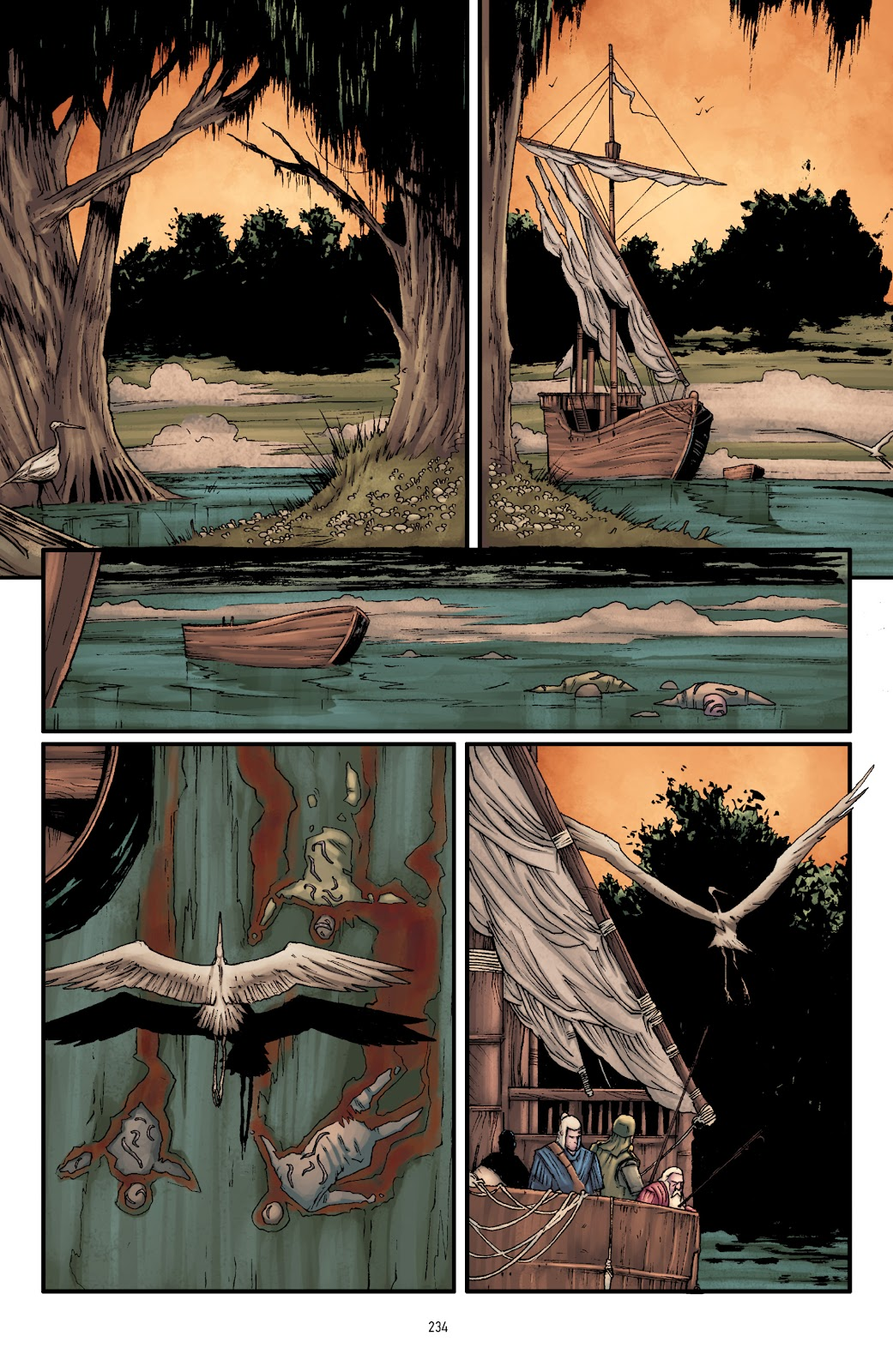 Read online The Witcher Omnibus comic -  Issue # TPB (Part 3) - 36