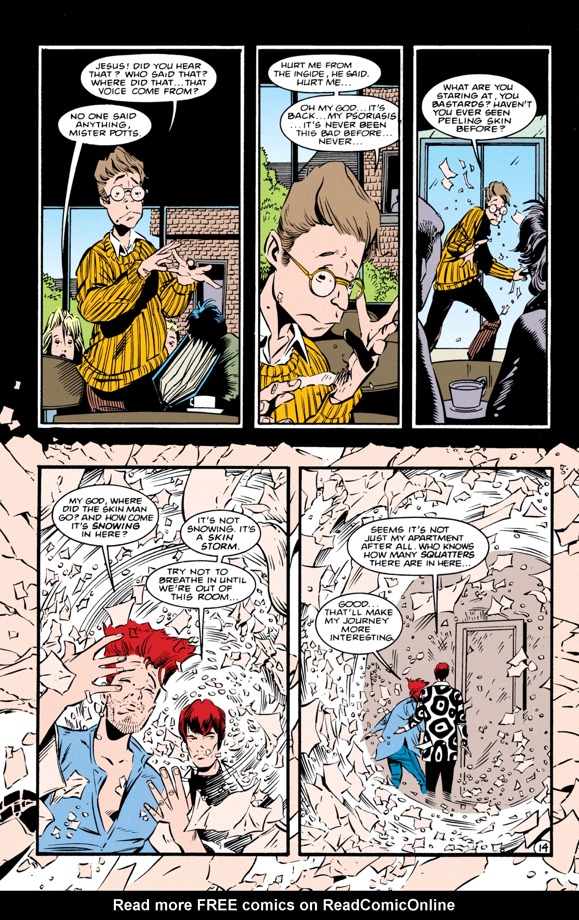 Read online Shade, the Changing Man comic -  Issue #56 - 15