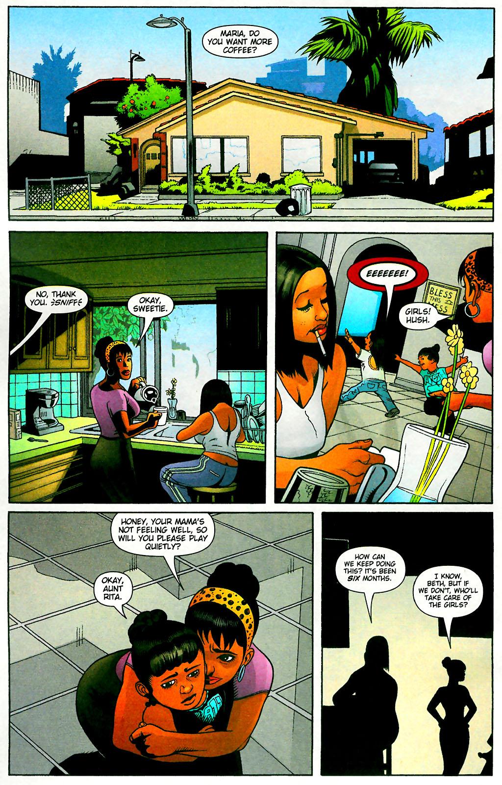 Read online Aquaman (2003) comic -  Issue #28 - 17