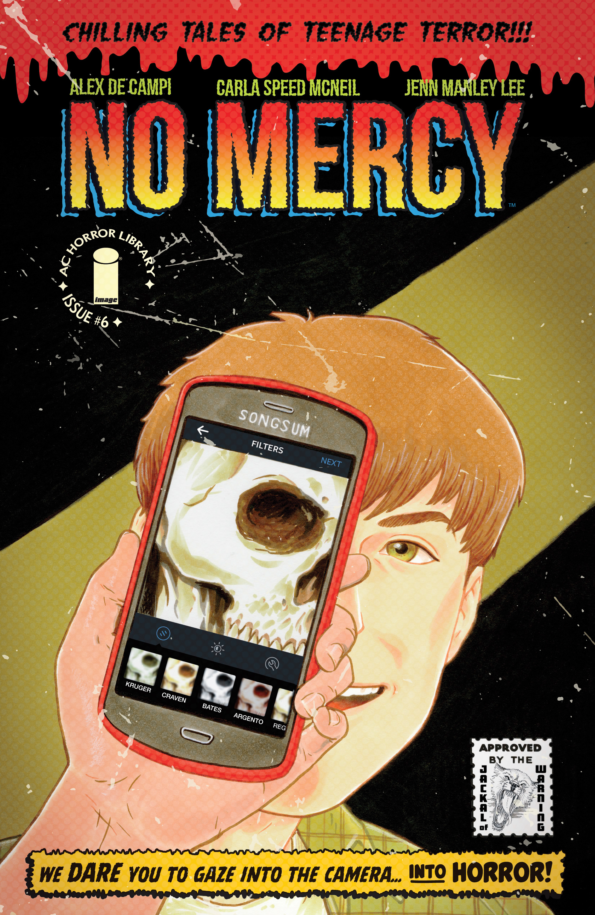No Mercy issue 6 - Page 1