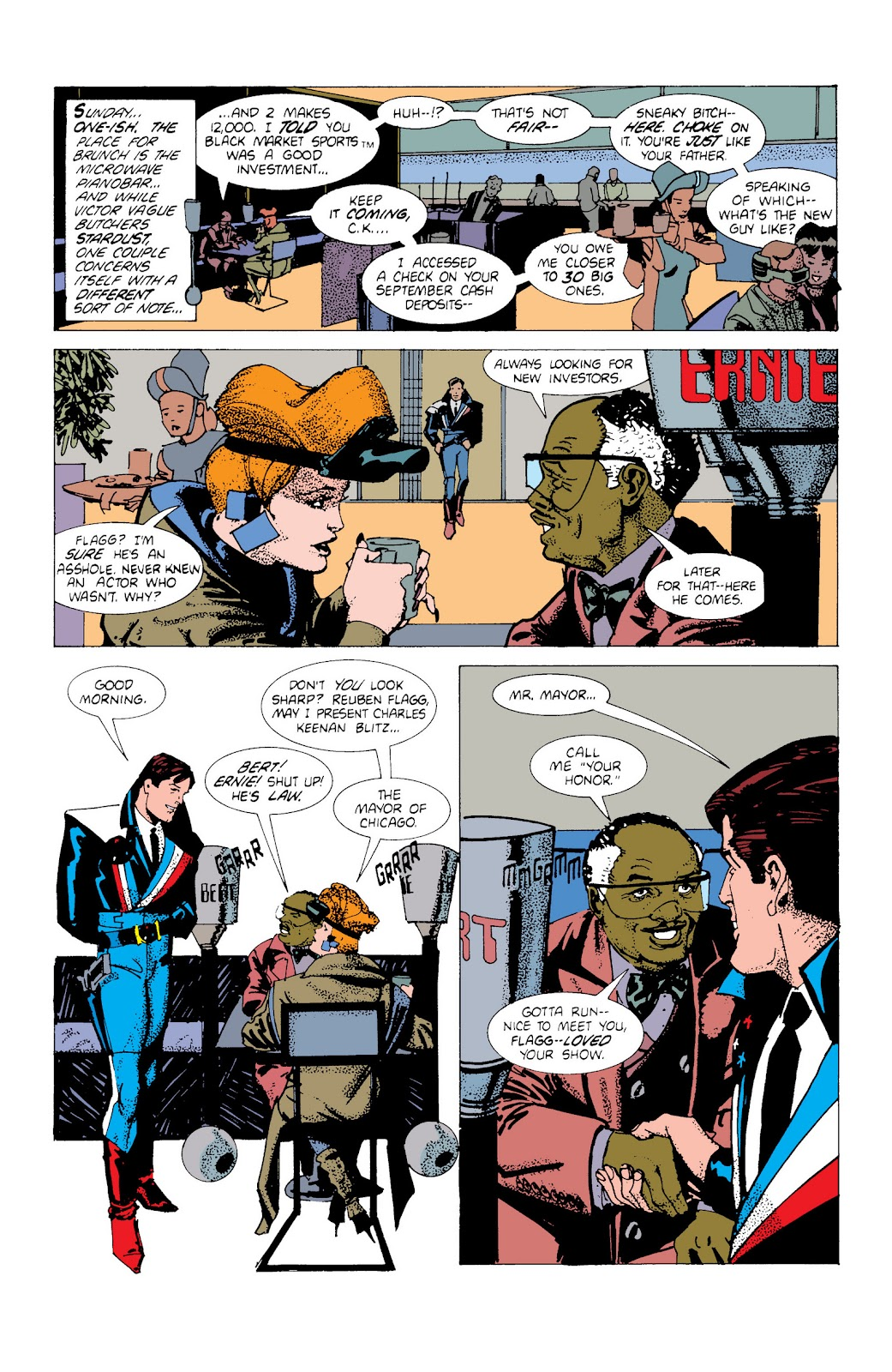 American Flagg! issue Definitive Collection (Part 1) - Page 32