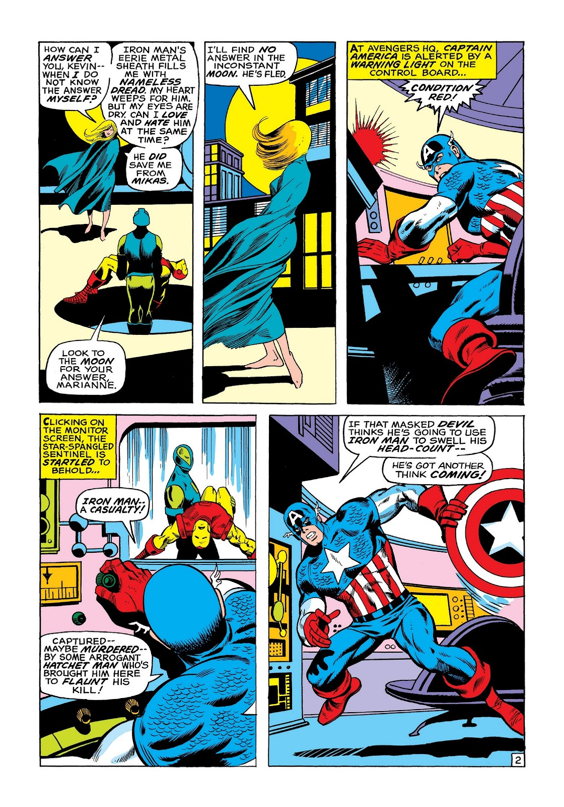 Read online Marvel Masterworks: The Invincible Iron Man comic -  Issue # TPB 8 (Part 2) - 10