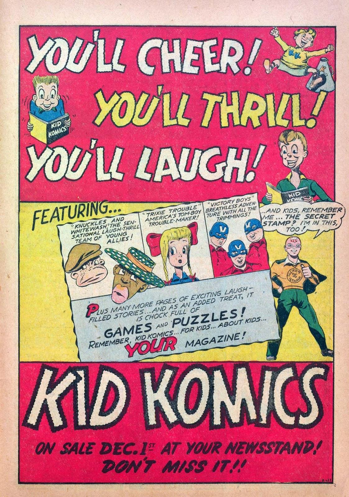 Read online Joker Comics comic -  Issue #7 - 53