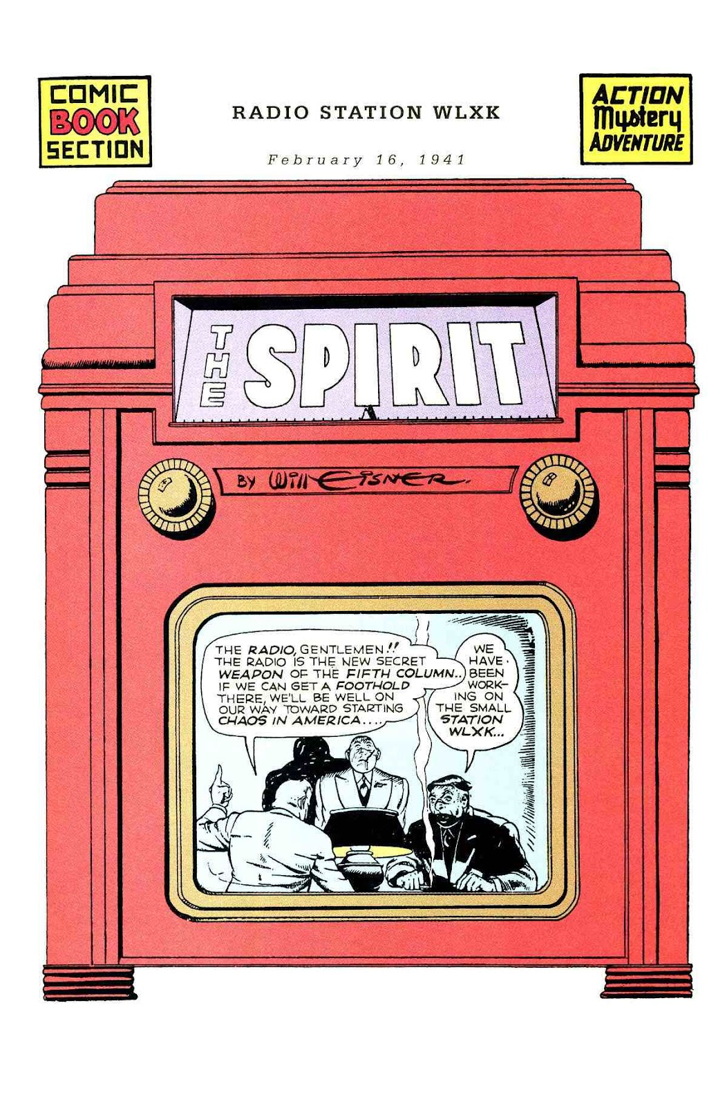 Read online Will Eisner's The Spirit Archives comic -  Issue # TPB 2 (Part 1) - 49