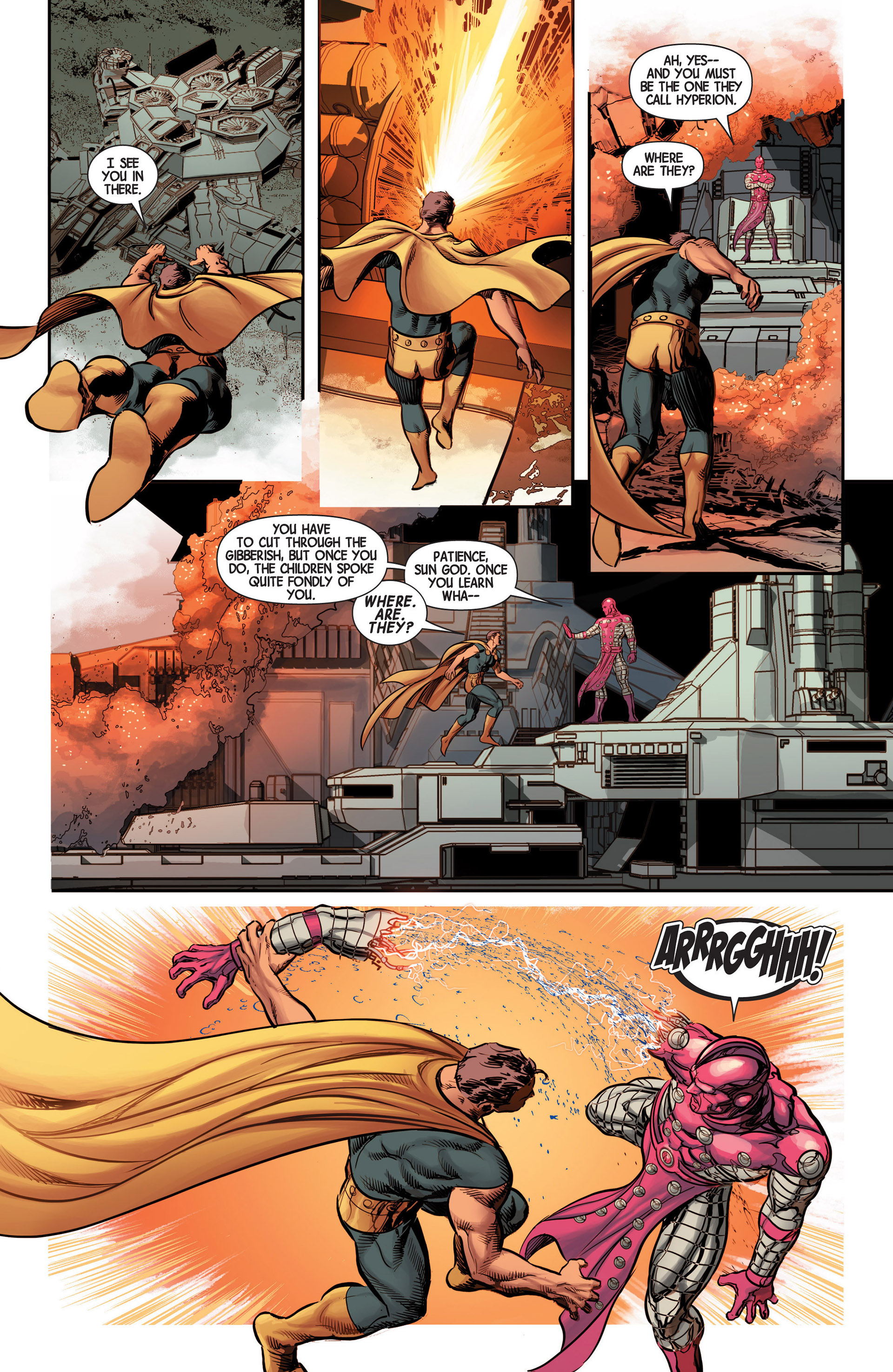 Read online Avengers (2013) comic -  Issue #13 - 17