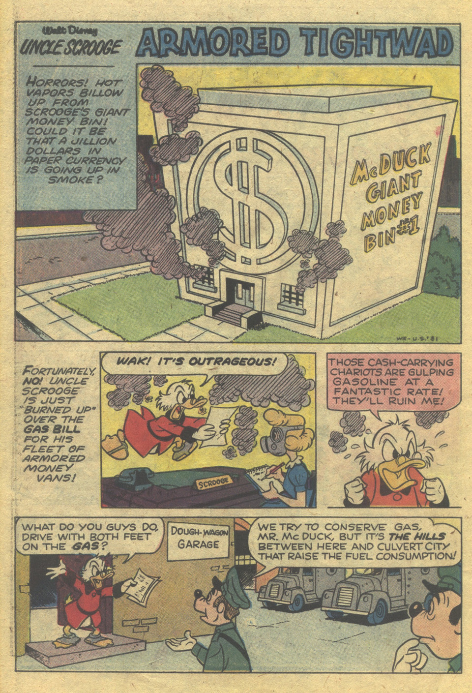 Read online Uncle Scrooge (1953) comic -  Issue #162 - 26