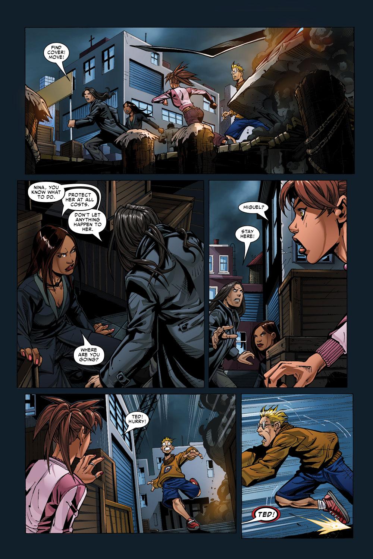 Read online Amazing Fantasy (2004) comic -  Issue #4 - 6