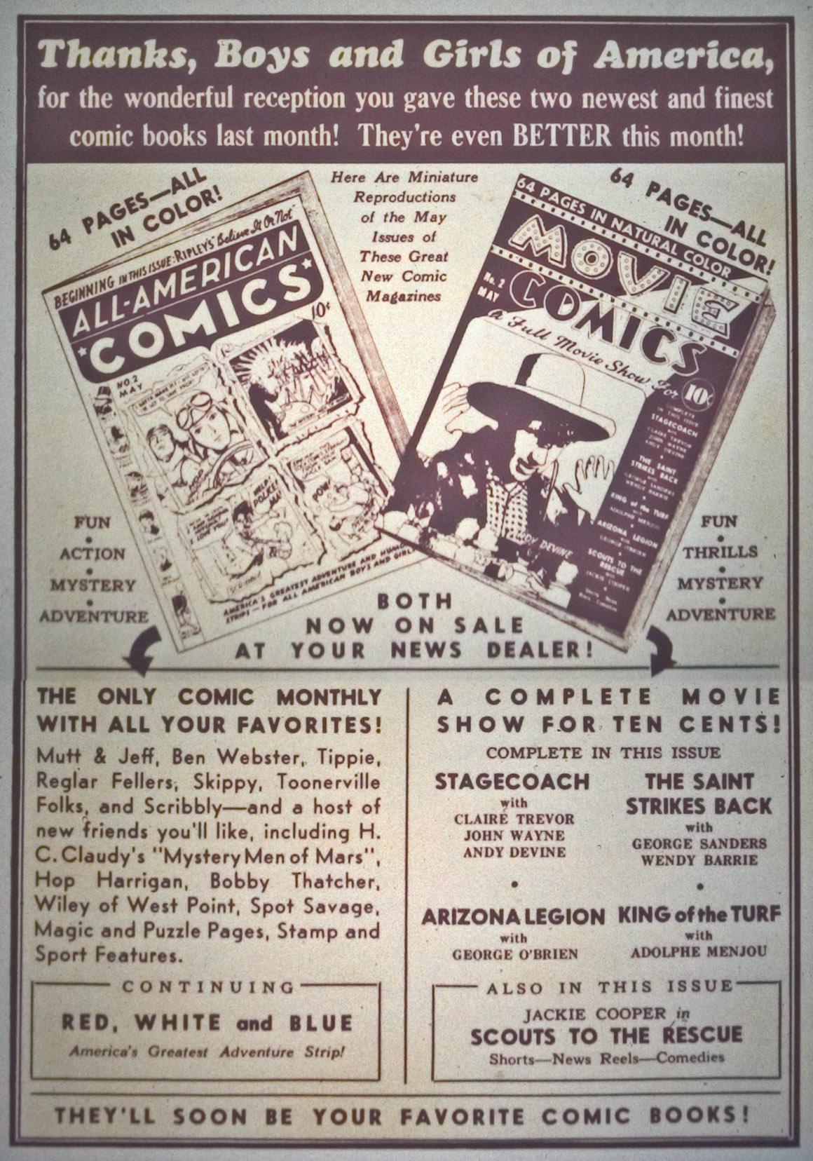 Read online Detective Comics (1937) comic -  Issue #27 - 68