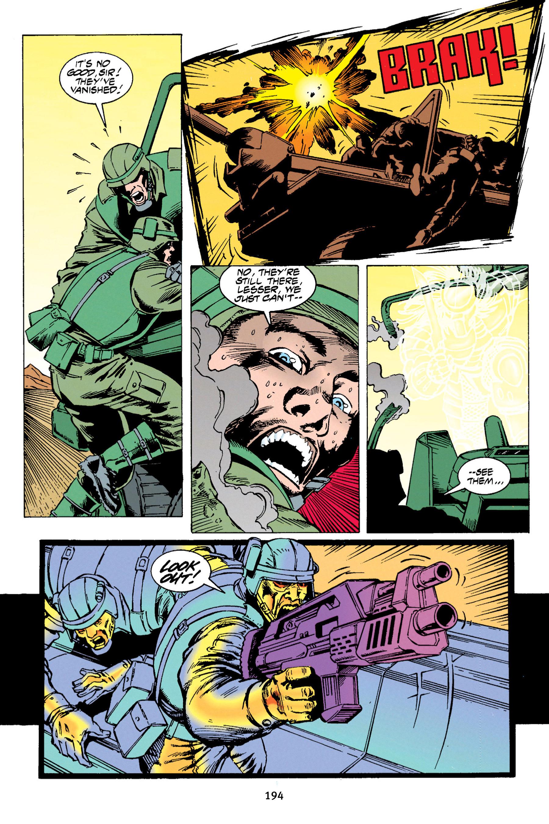 Read online Aliens vs. Predator Omnibus comic -  Issue # _TPB 1 Part 2 - 90