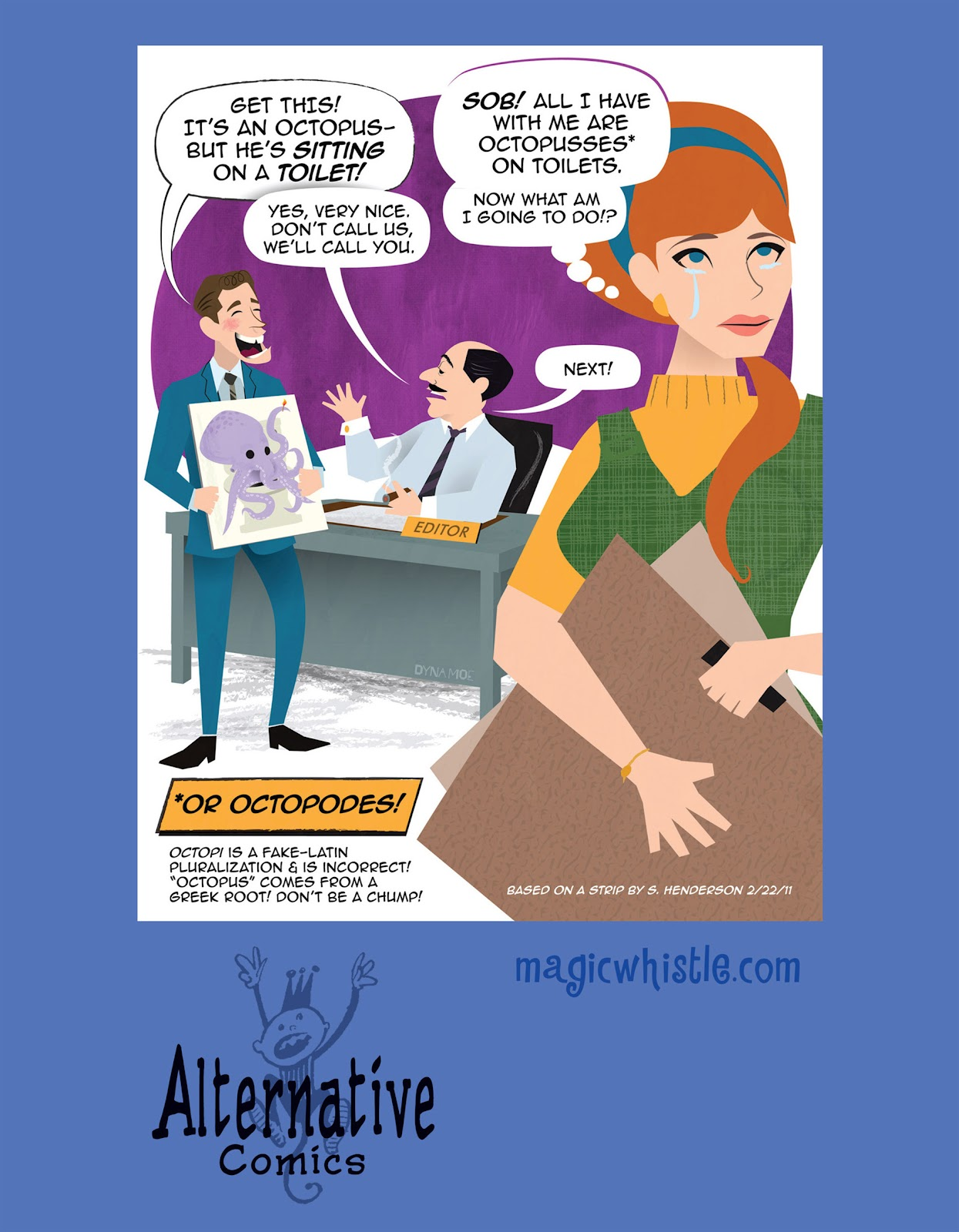 Read online Magic Whistle comic -  Issue #12 - 36