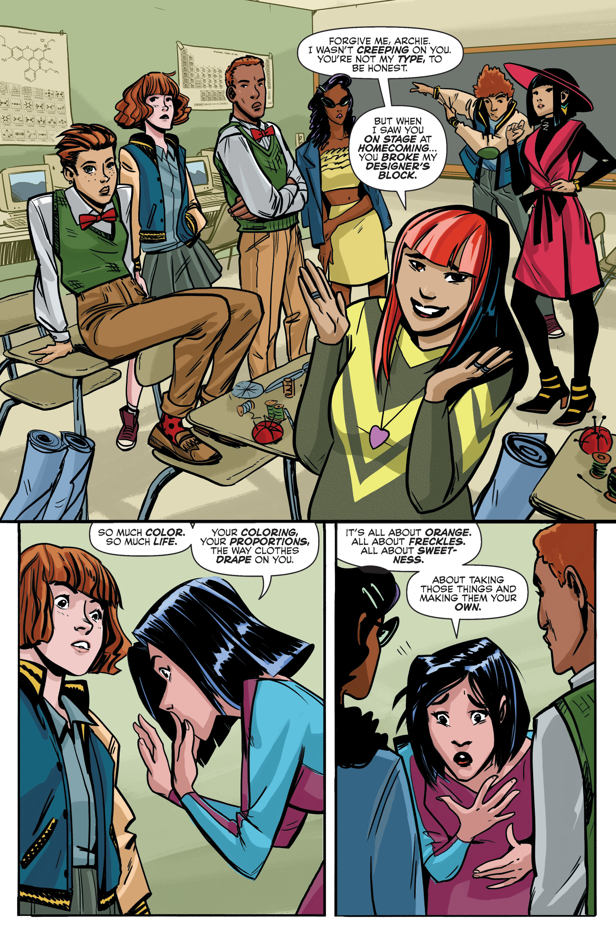 Read online Archie (2015) comic -  Issue #5 - 18