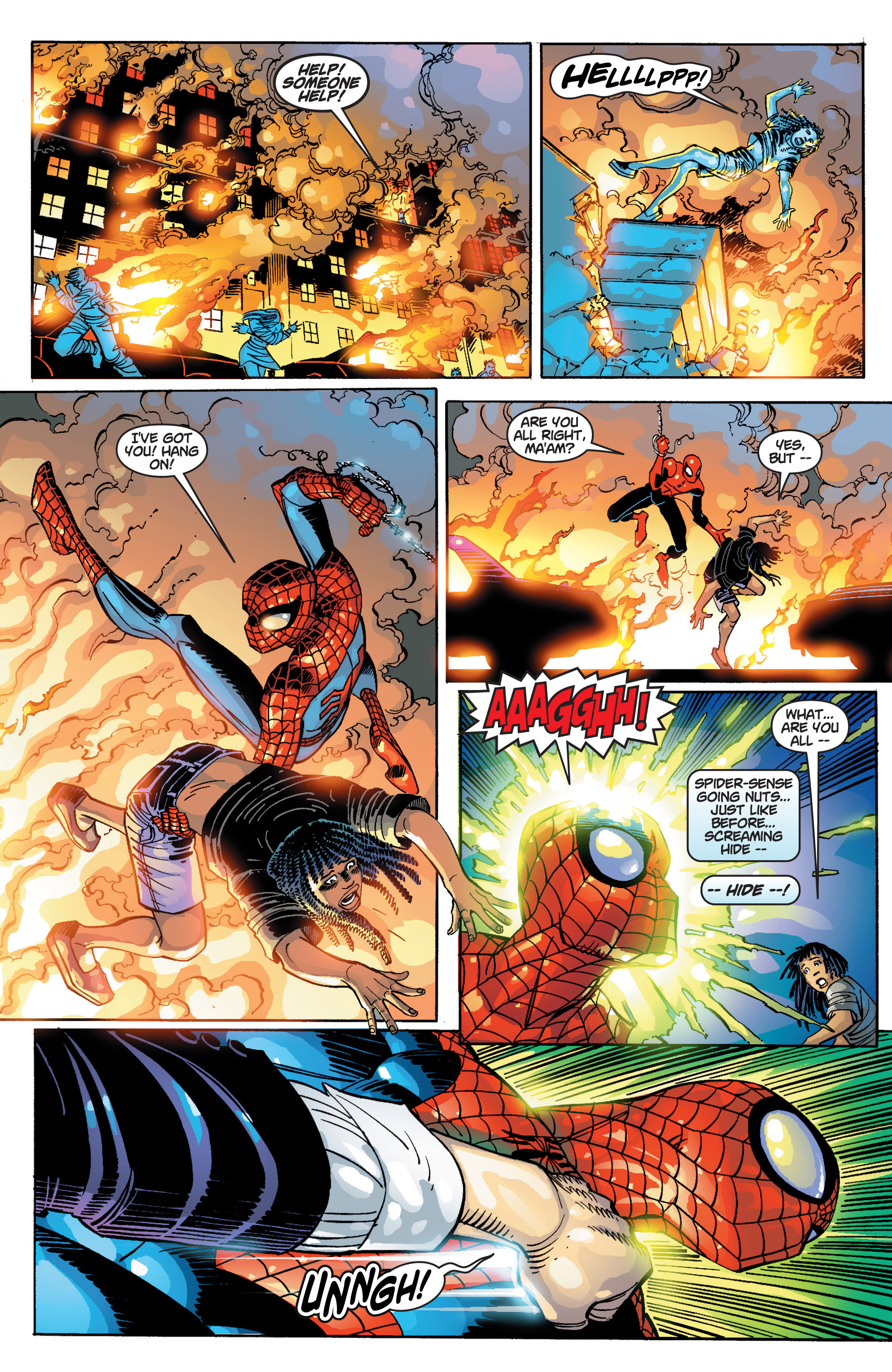 The Amazing Spider-Man (1999) 32 Page 20