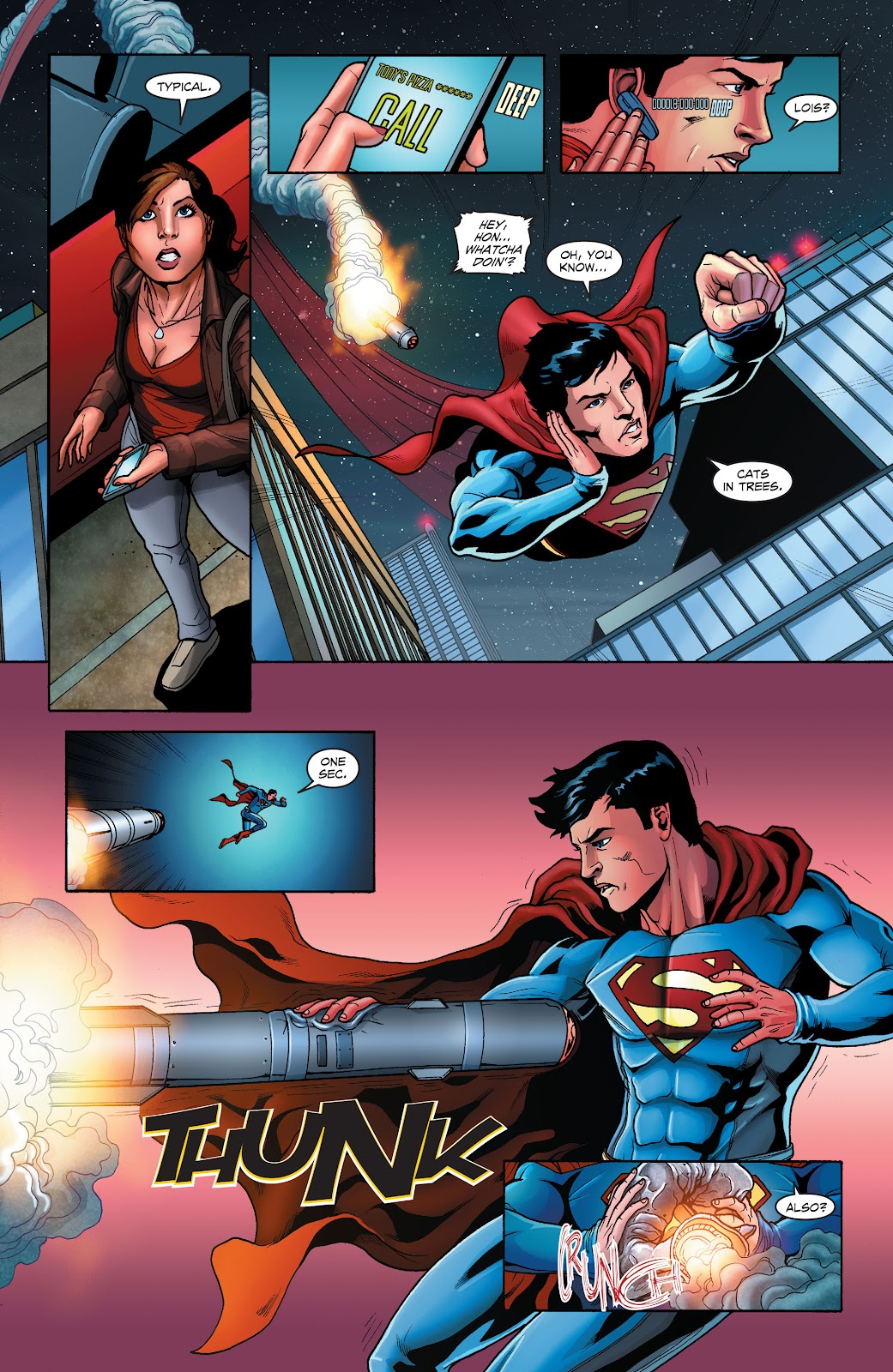 Read online Smallville Season 11 [II] comic -  Issue # TPB 1 - 83