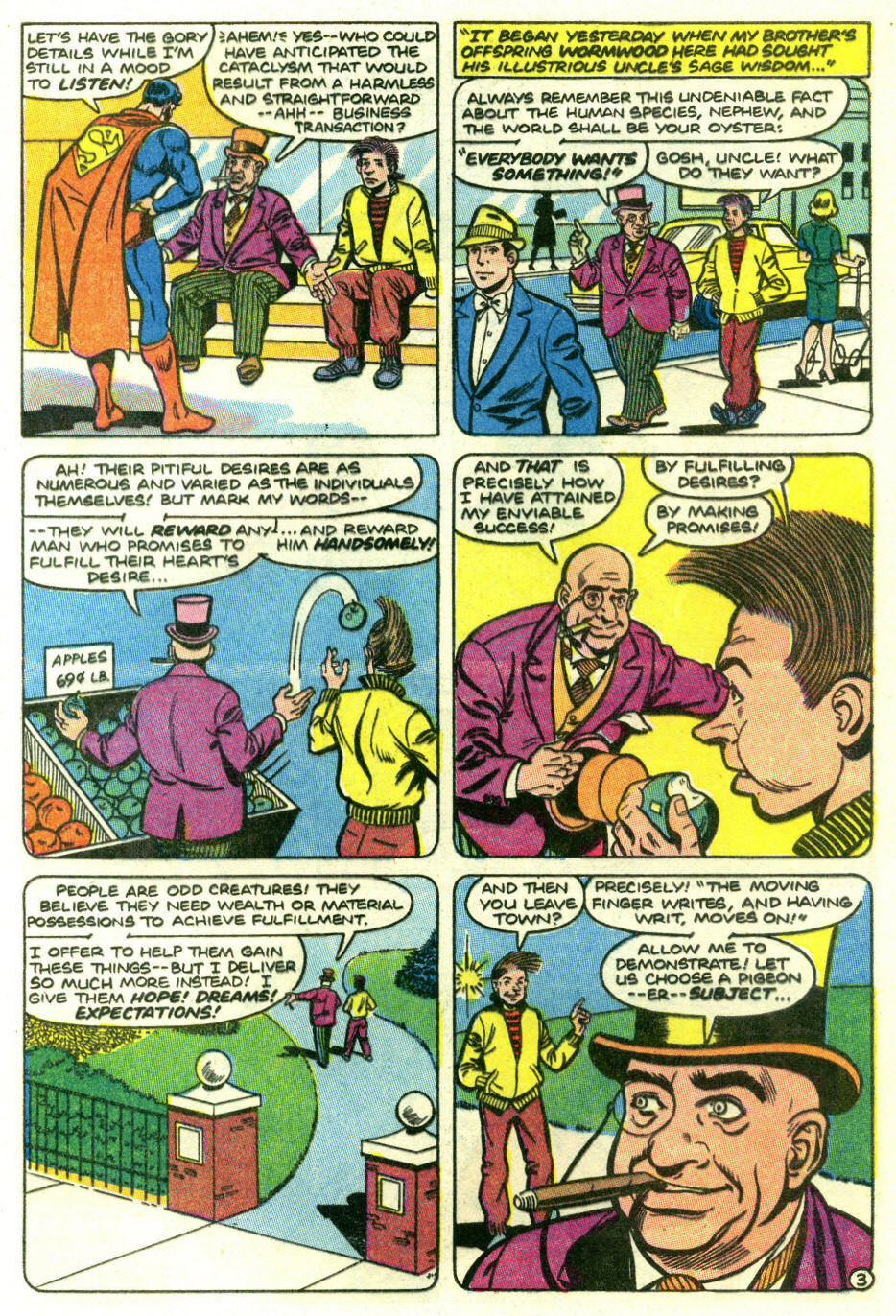 Read online Action Comics (1938) comic -  Issue #573 - 5