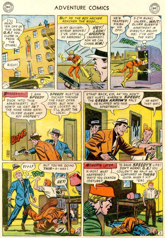 Read online Adventure Comics (1938) comic -  Issue #244 - 19