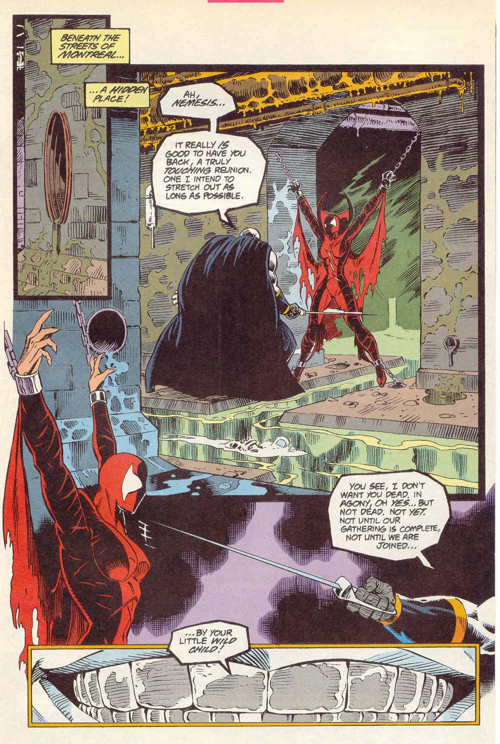 Read online Alpha Flight (1983) comic -  Issue #115 - 23