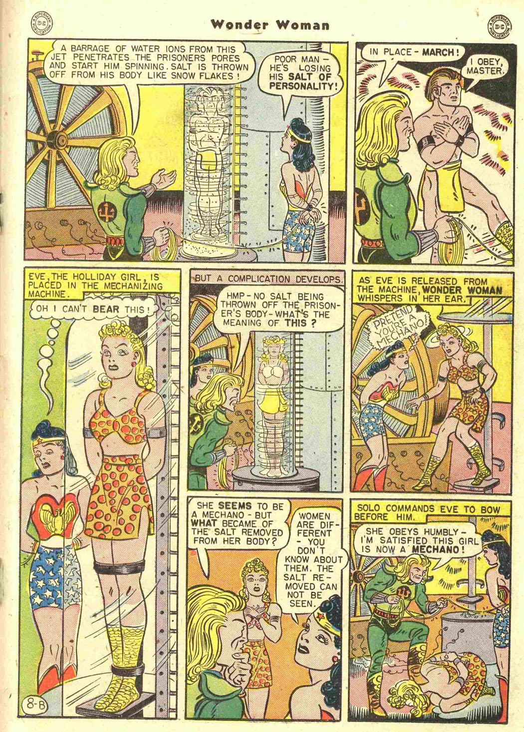 Read online Wonder Woman (1942) comic -  Issue #15 - 27