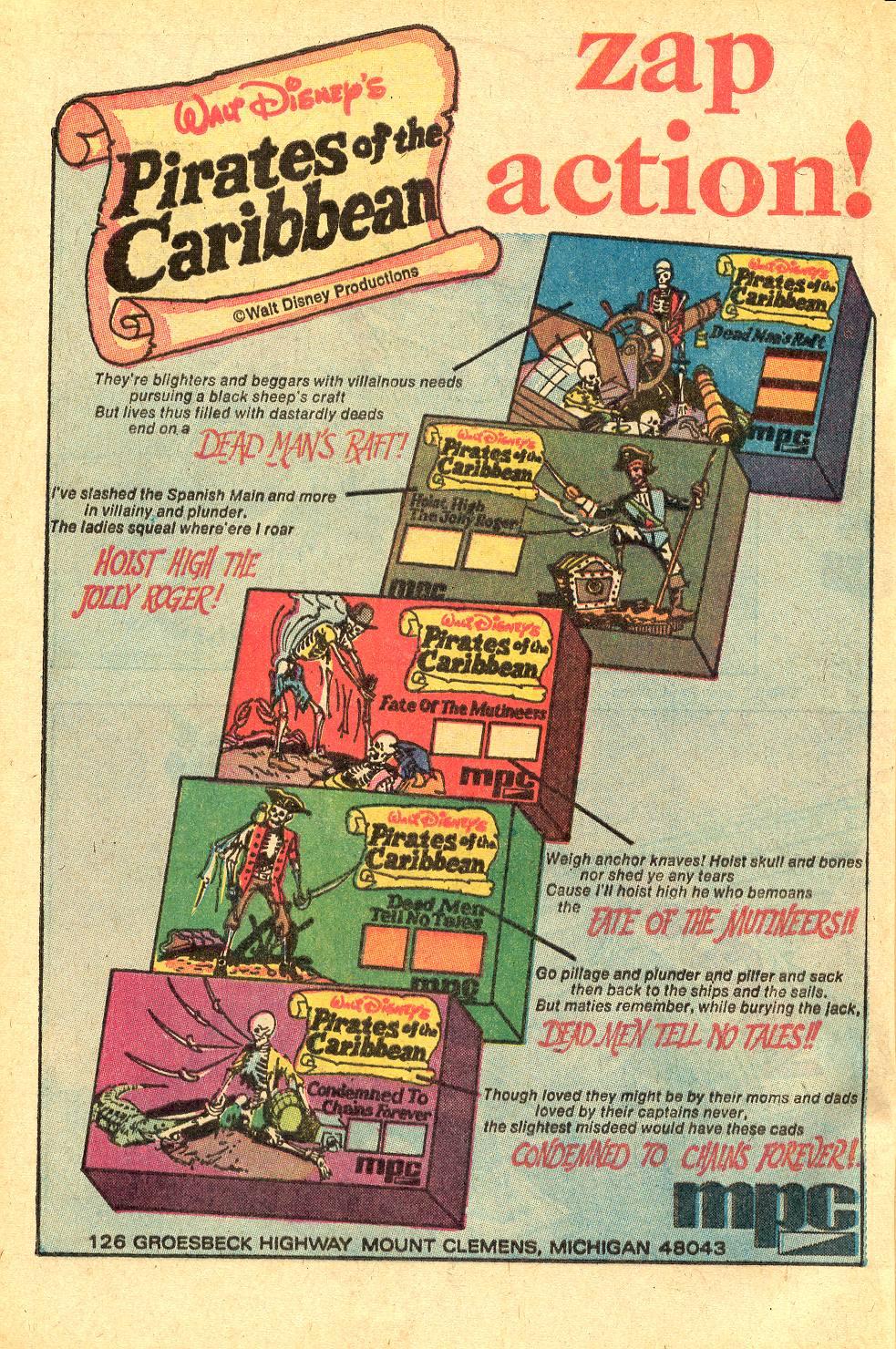 Read online Secret Origins (1973) comic -  Issue #3 - 19