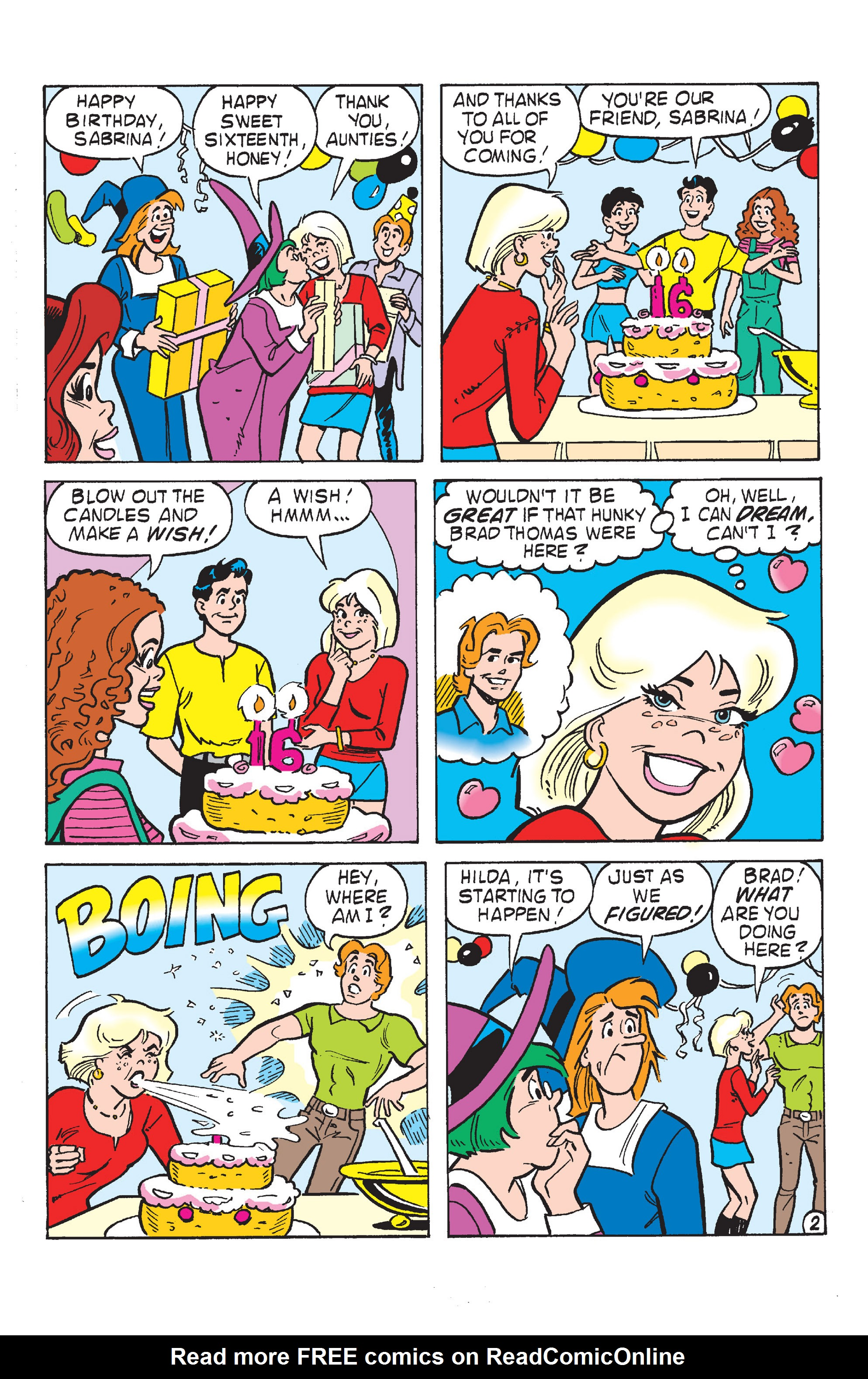 Read online Archie 75 Series comic -  Issue #2 - 40