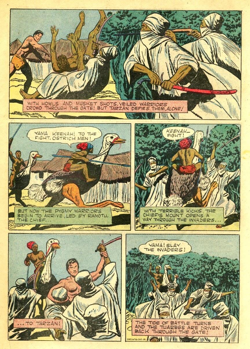 Tarzan (1948) issue 56 - Page 11