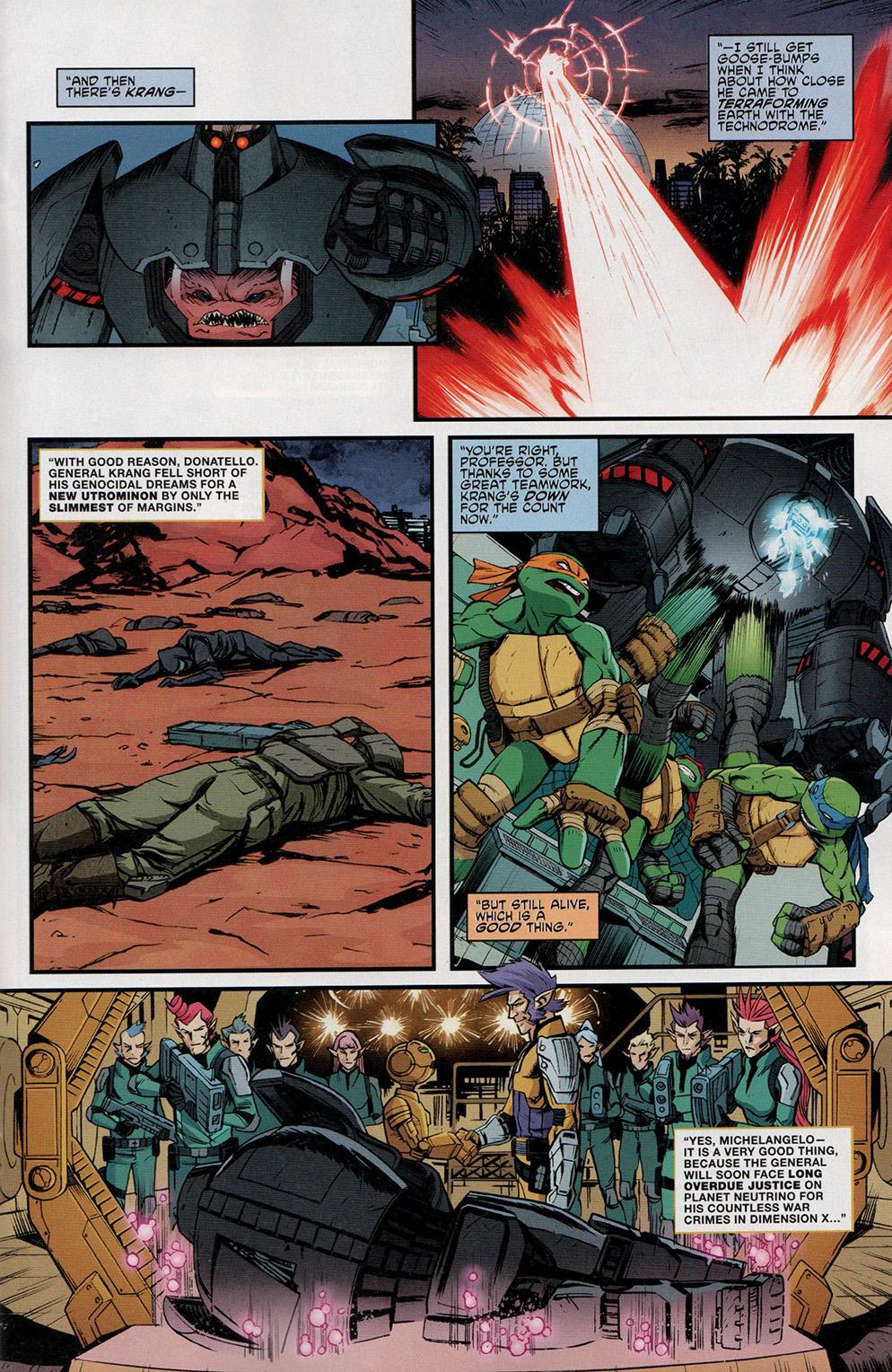 Read online Free Comic Book Day 2017 comic -  Issue # Teenage Mutant Ninja Turtles - 11