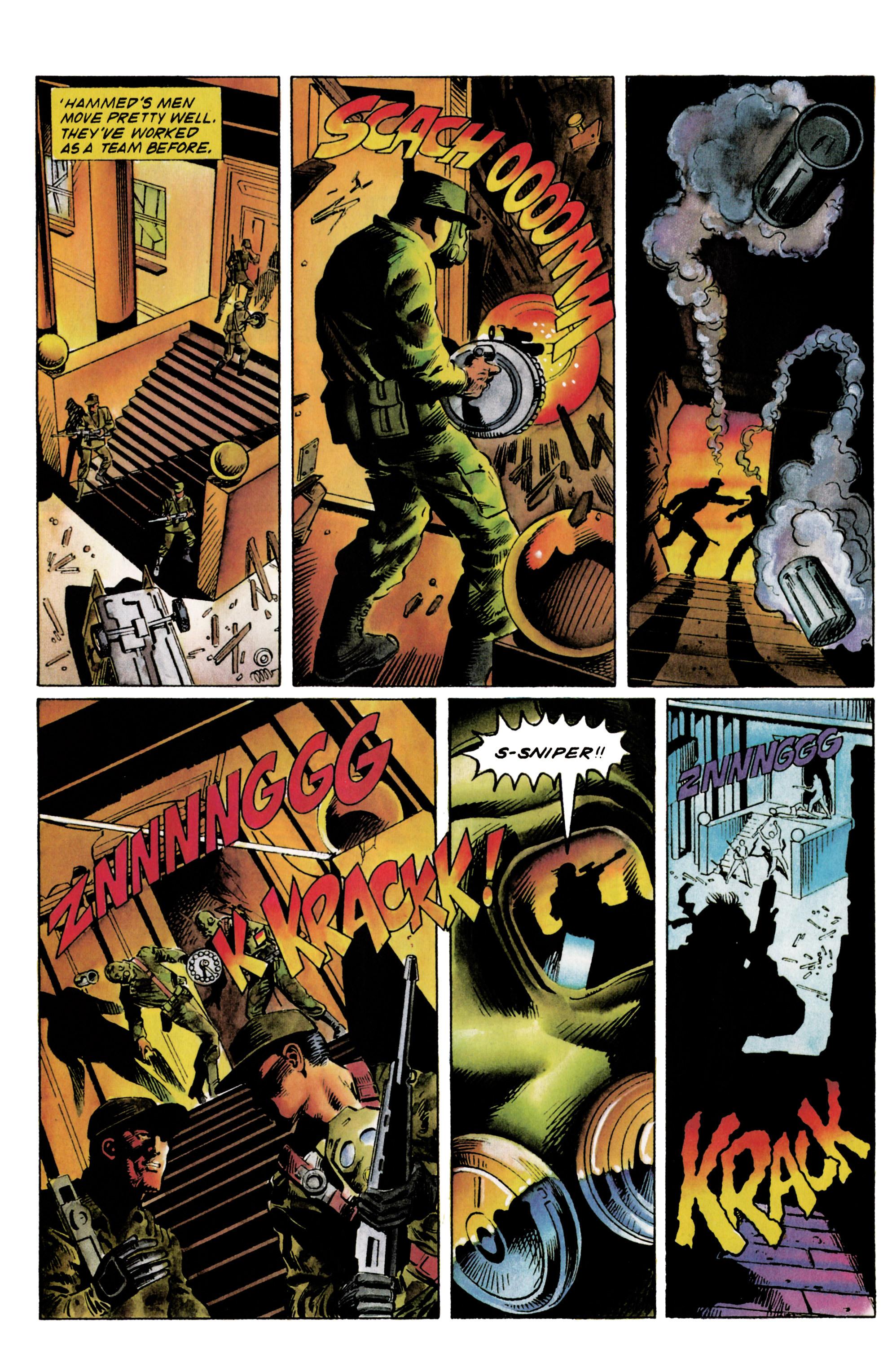 Read online Eternal Warrior (1992) comic -  Issue #20 - 16