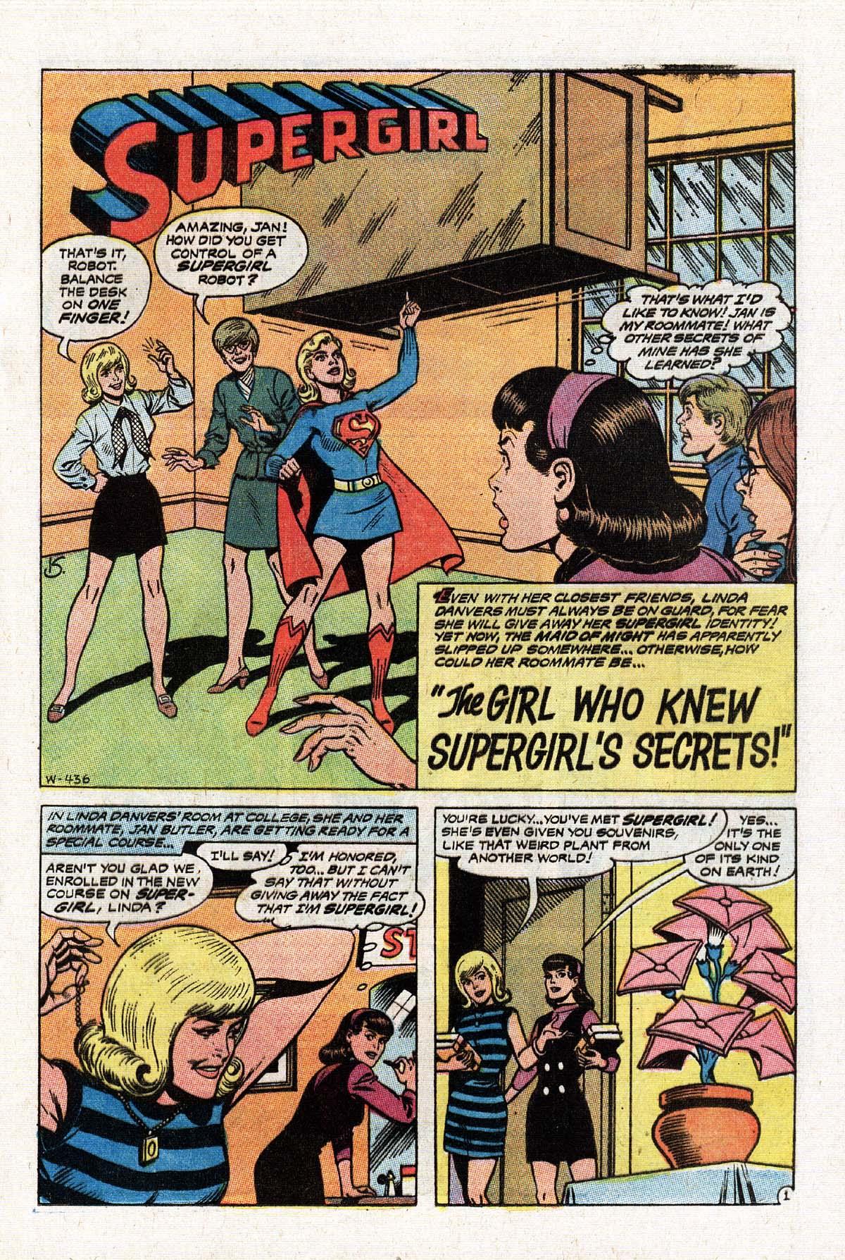 Read online Adventure Comics (1938) comic -  Issue #393 - 17